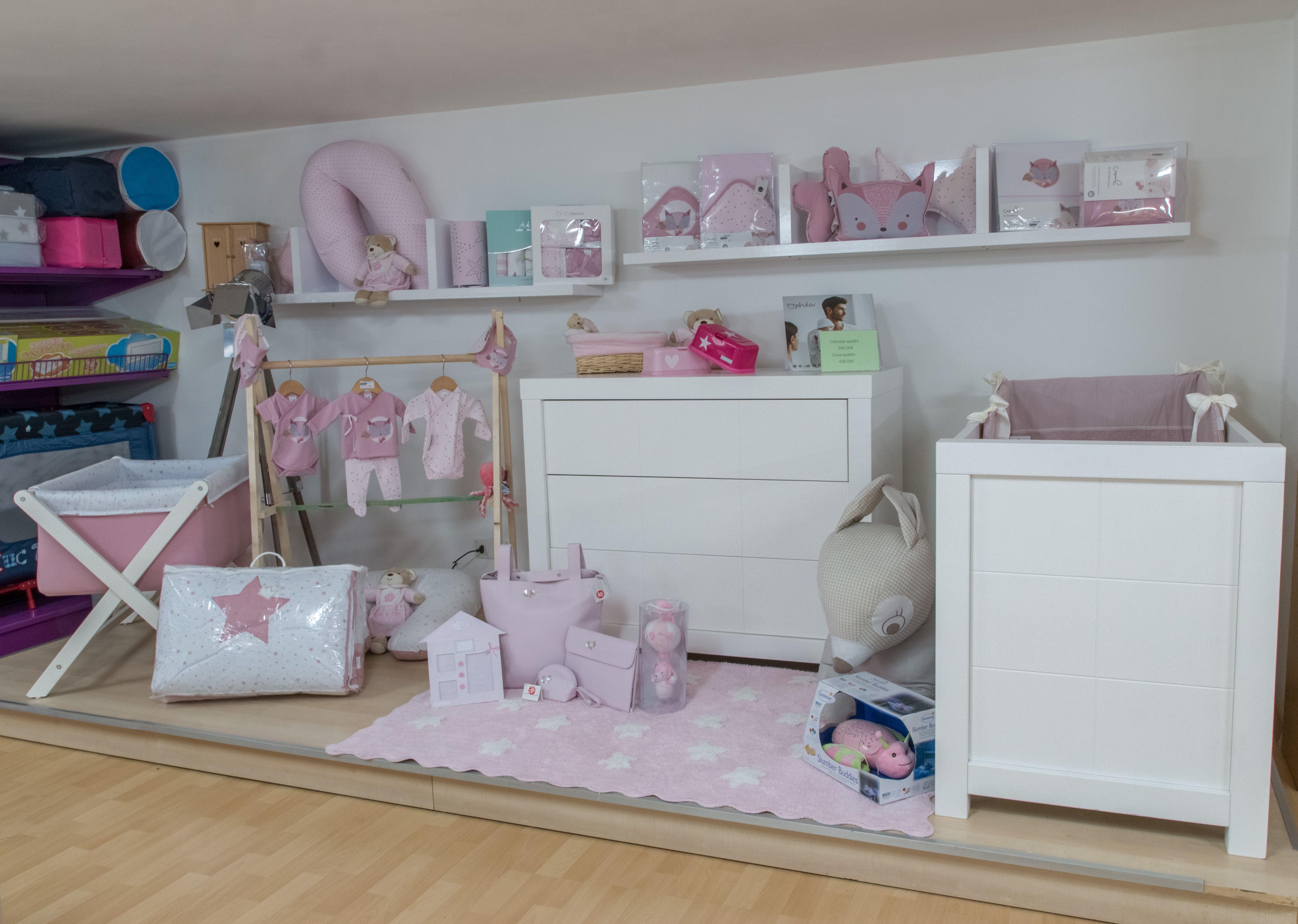 Tienda de artículos para bebés en Pontevedra