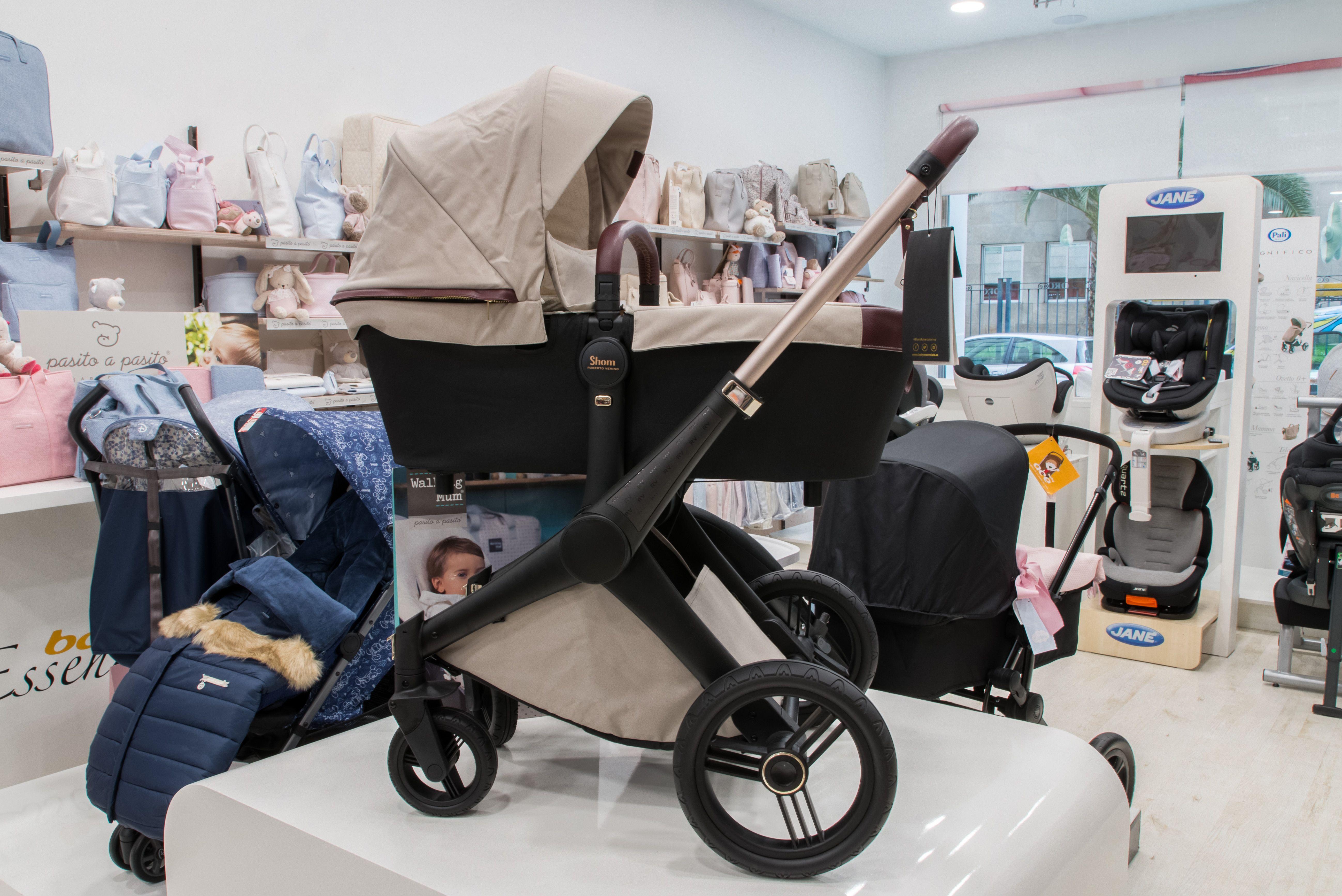 En Mister Baby tenemos variedad de modelos de carritos, estamos en Pontevedra