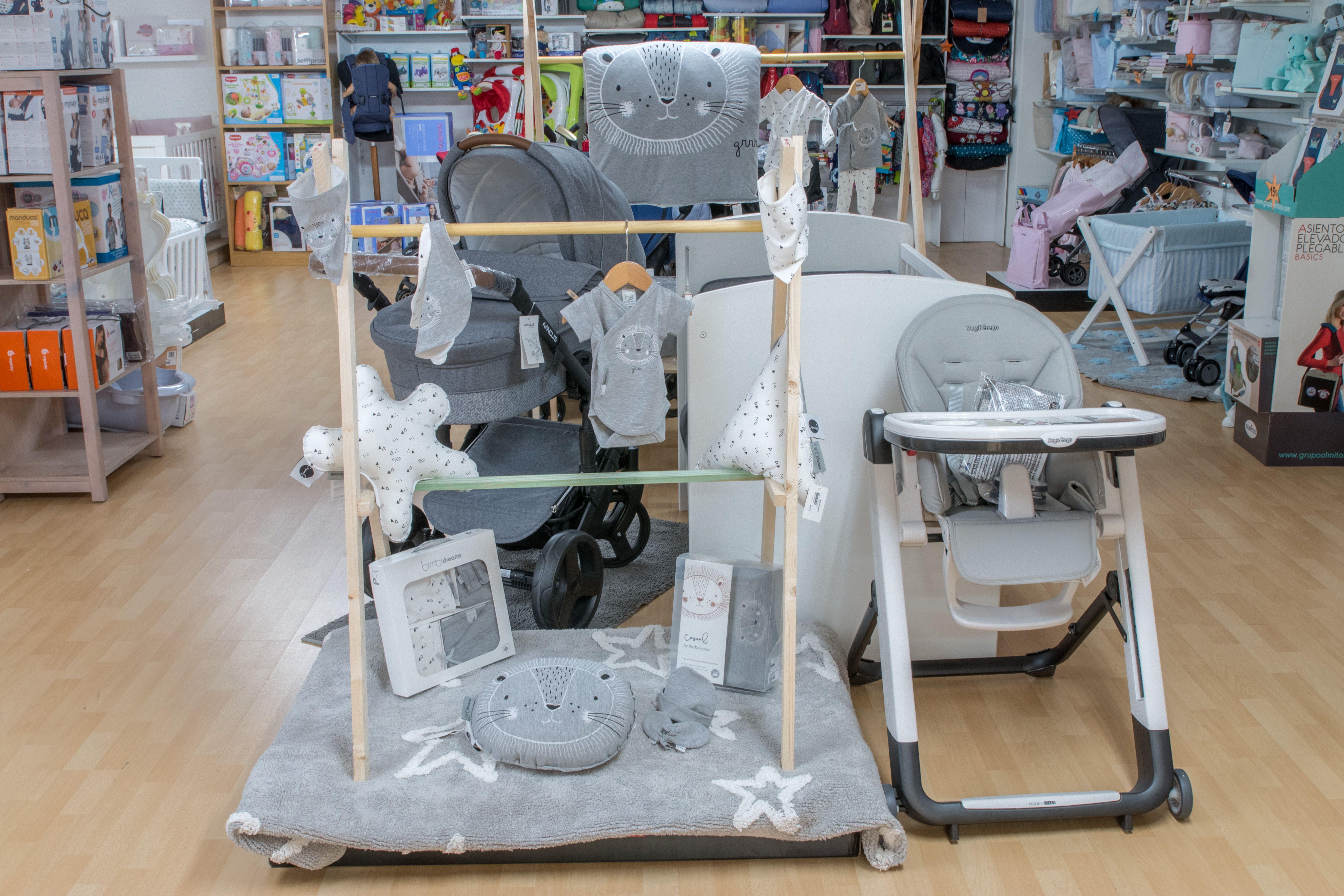 Ropa y artículos de bebé en Pontevedra