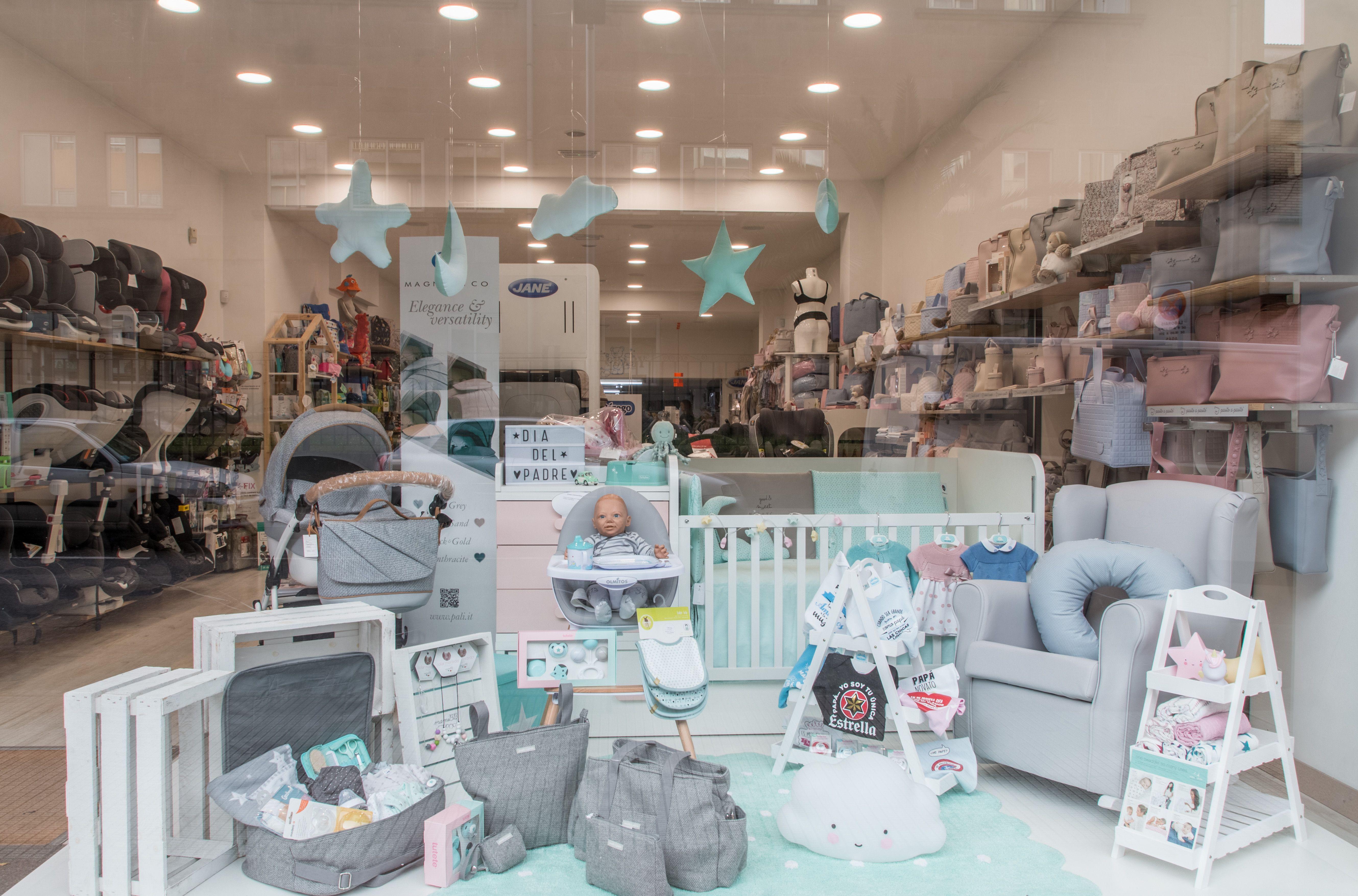 Mister Baby es una tienda dedicada al mundo del bebé desde hace más de 20 años, estamos en Pontevedra