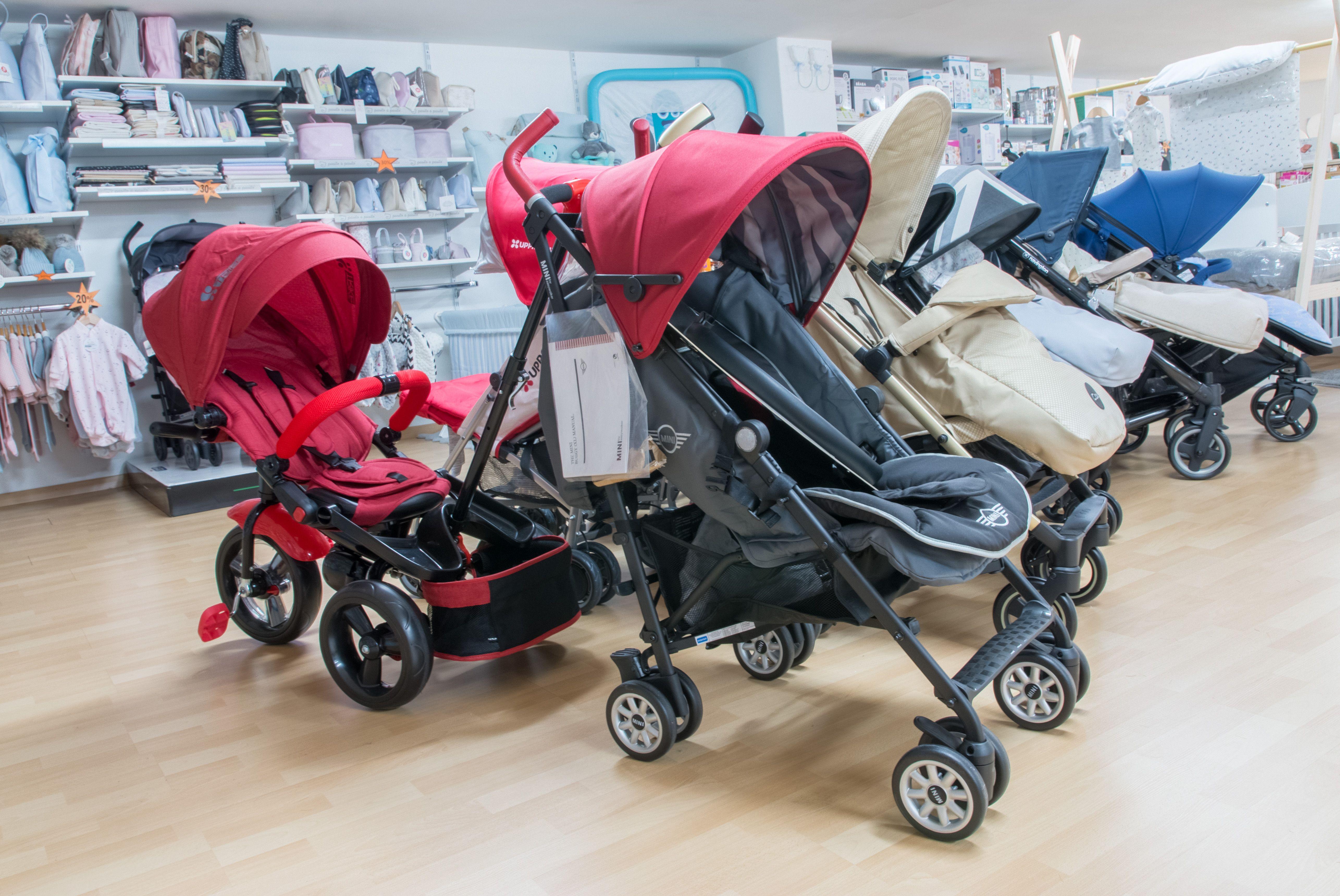 En Mister Baby contamos con una amplia gama de productos destinados a los más pequeños de la casa