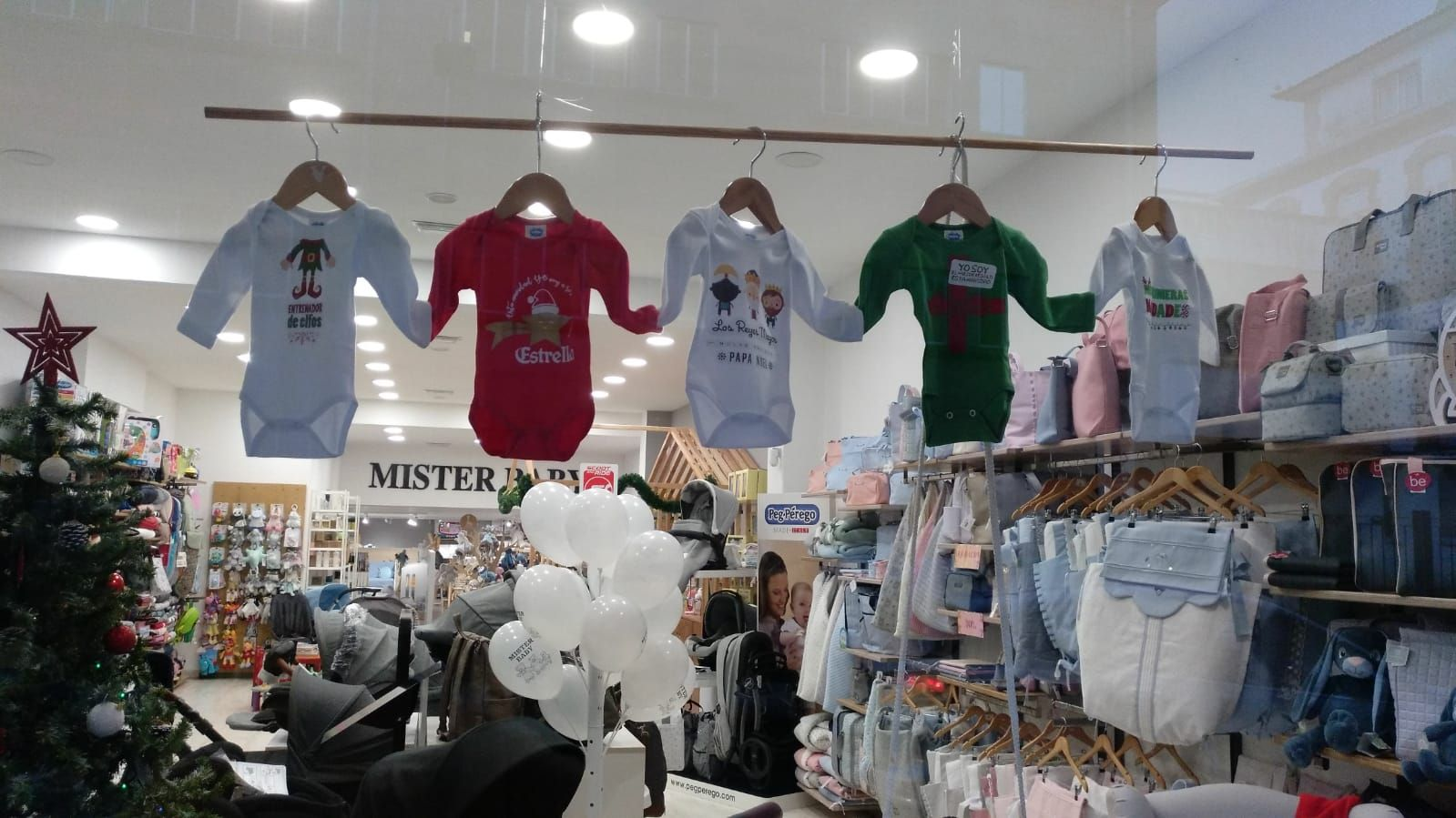 Foto 4 de Ropa y artículos de bebé en Pontevedra | Mister Baby