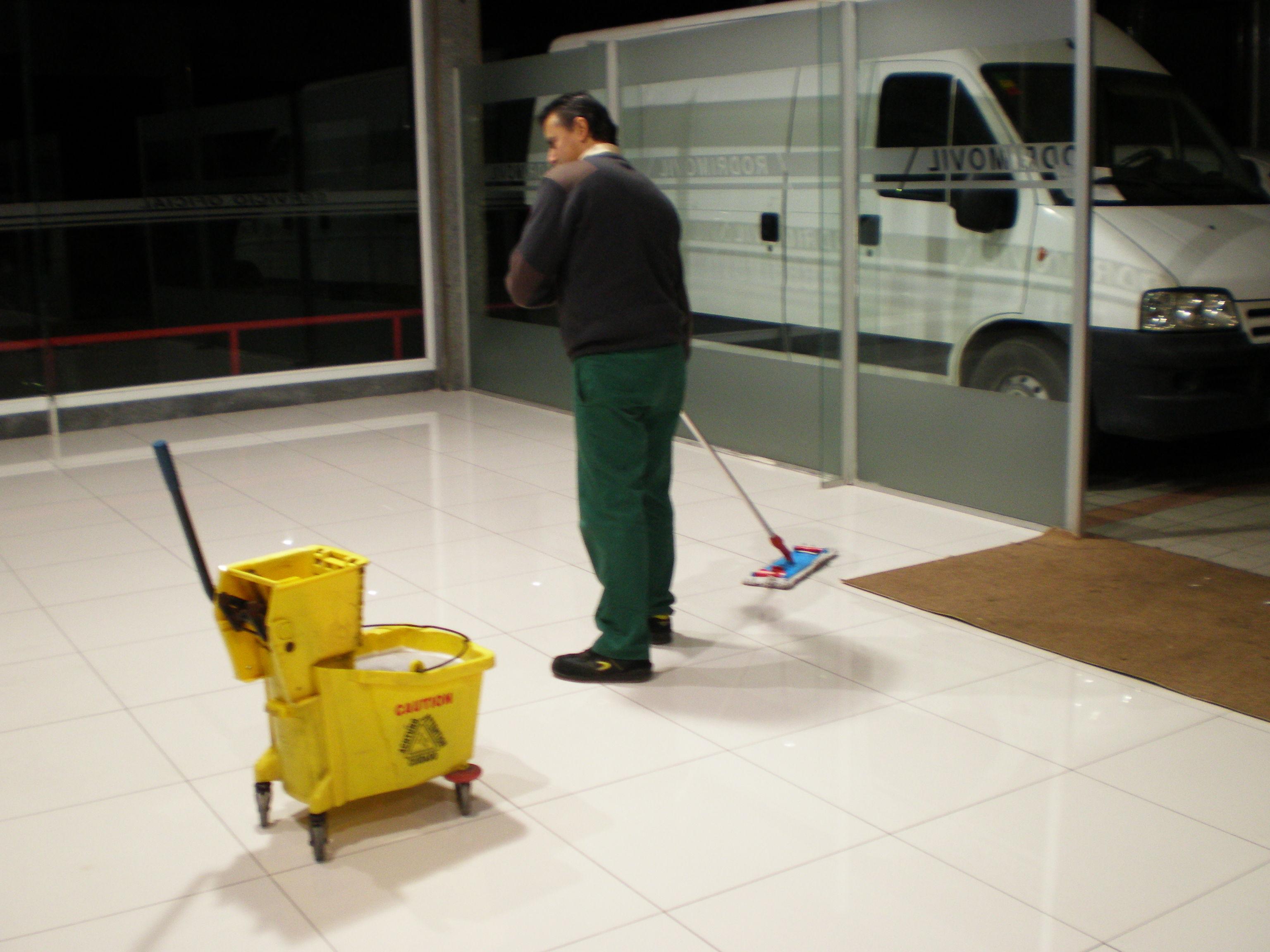 Foto 7 de Limpieza (empresas) en O Porriño | Limp Service