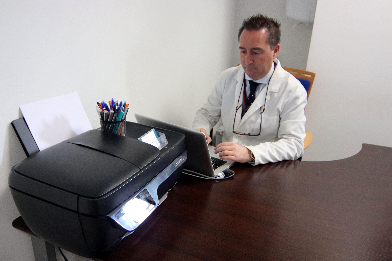 Dr. Fabián Mirón