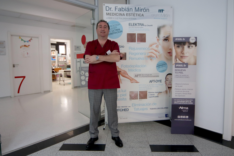 Dr, Fabián Mirón