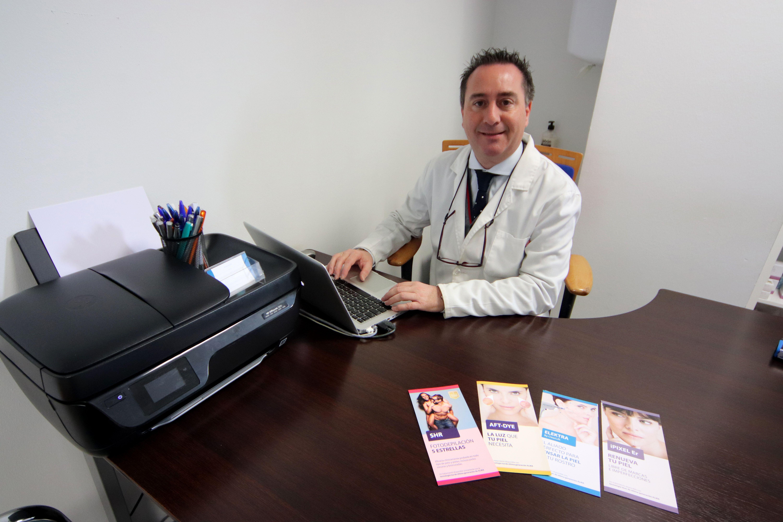 Consulta de Dr. Fabián Mirón