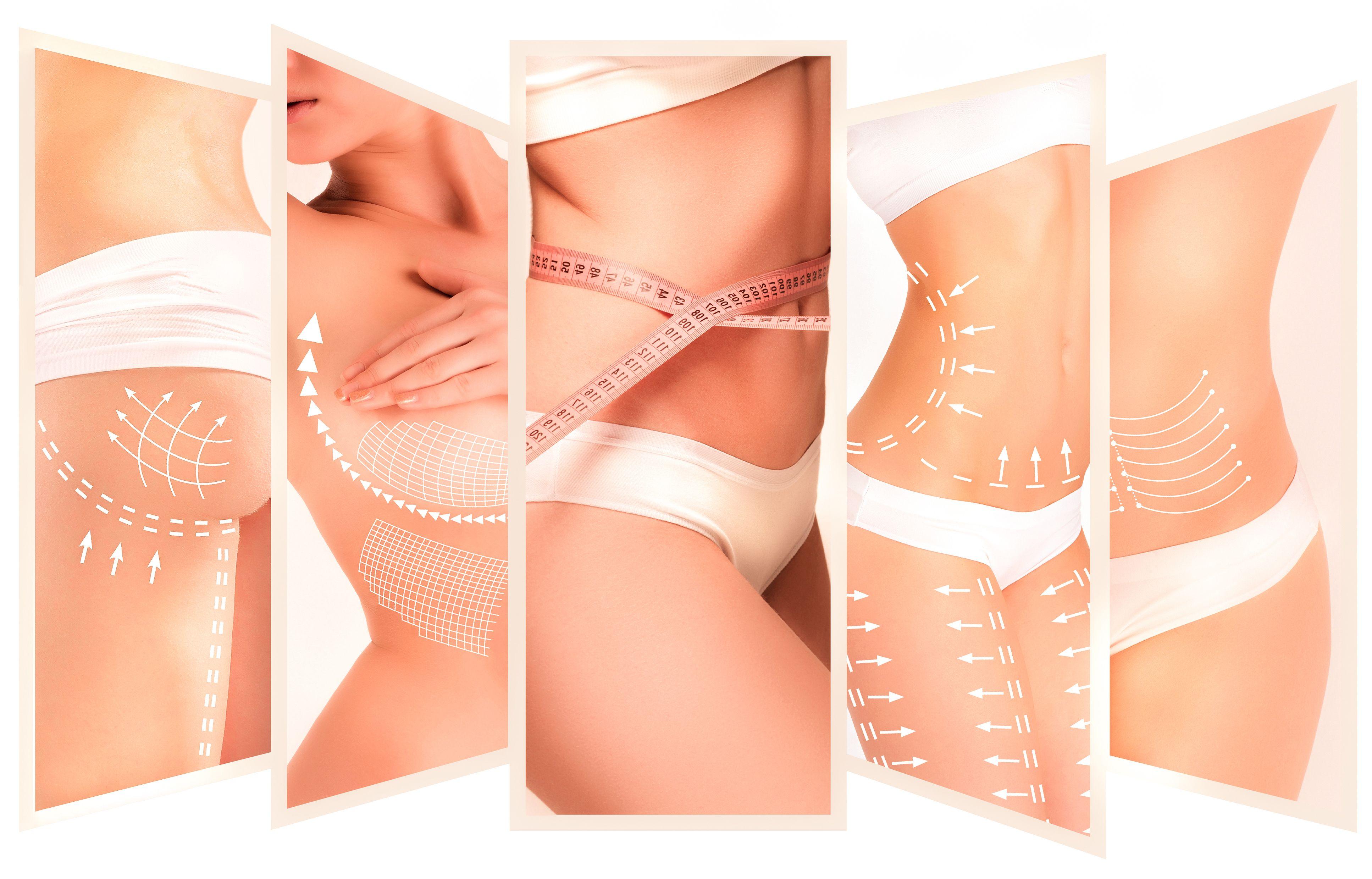 Clínica estética con tratamientos corporales en Badajoz