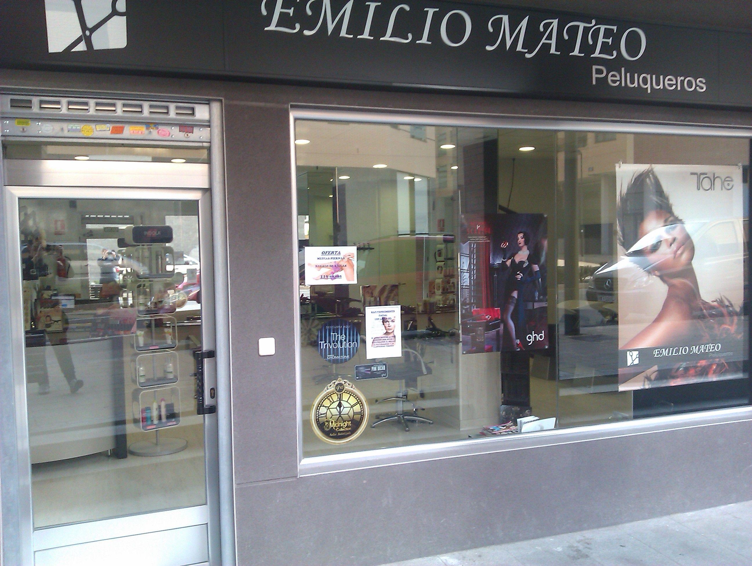 Foto 4 de Peluquería mujer-hombre en  | Emilio Mateo Peluqueros