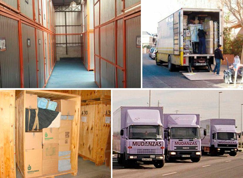 Empresas de mudanzas en Málaga