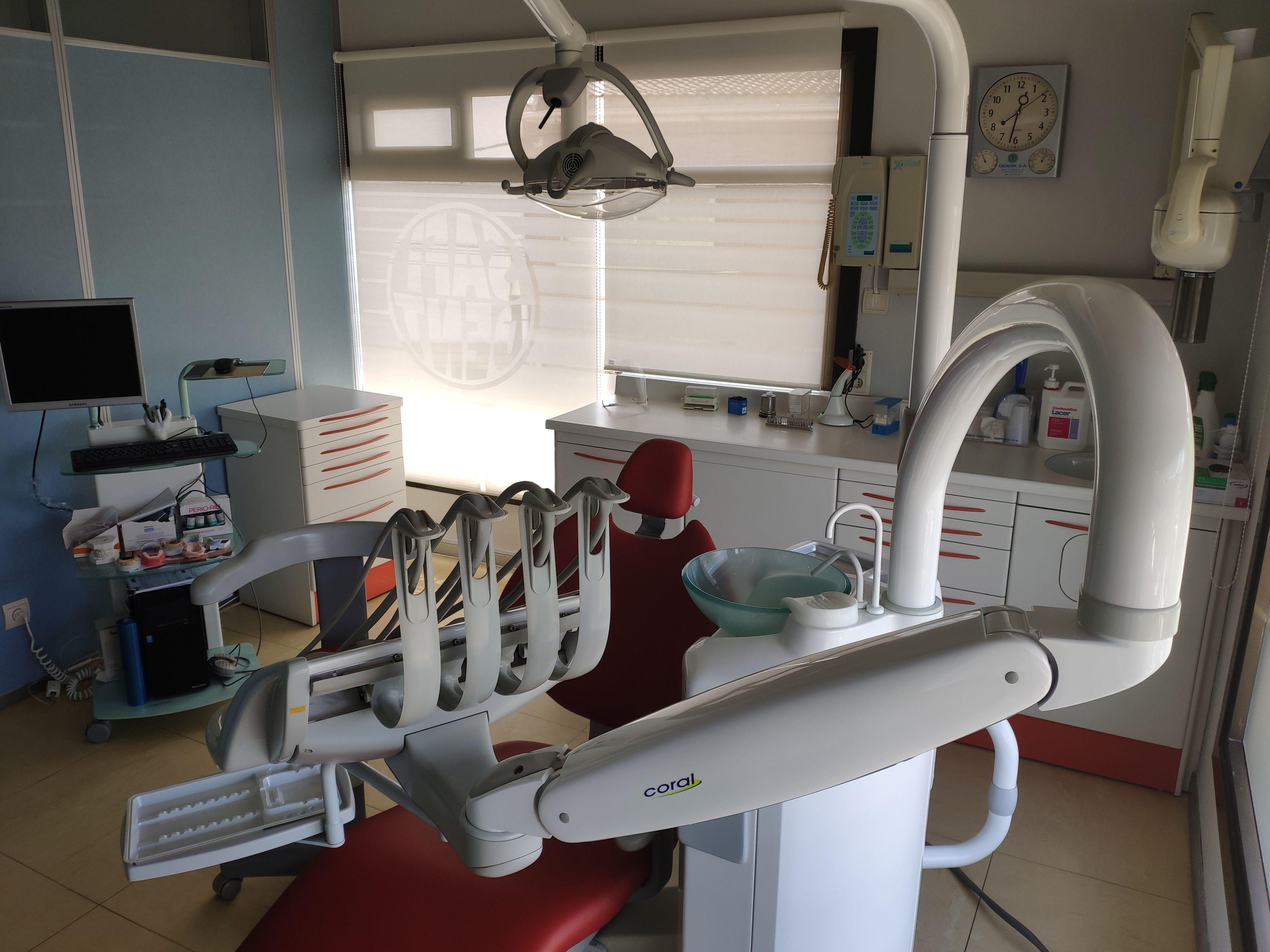 Gabinete dental Safident