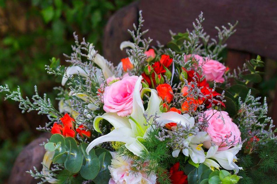 Ramos: Catálogo de Rossán Arte Floral