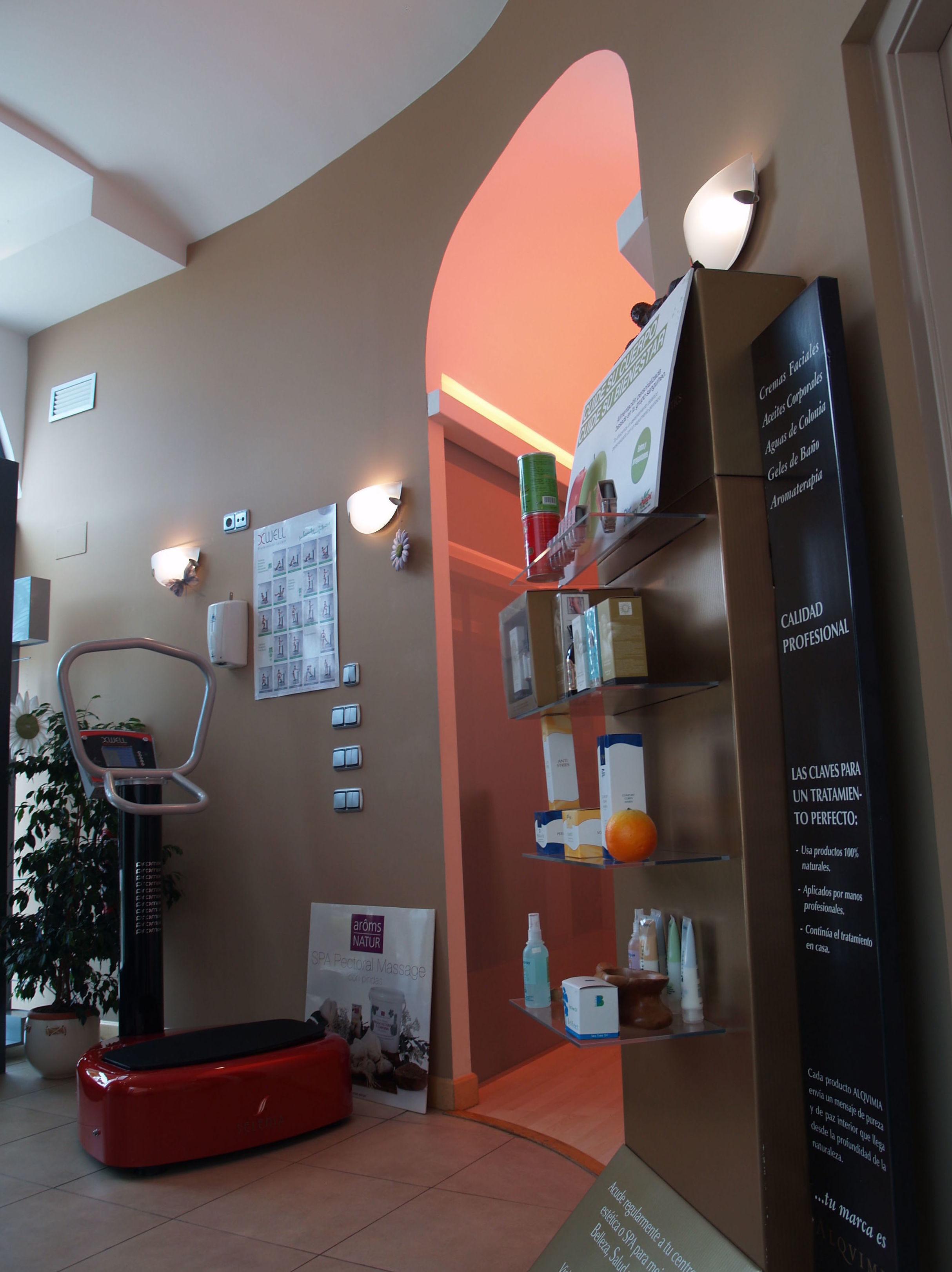 Centros de estética en Navarra | Corporae