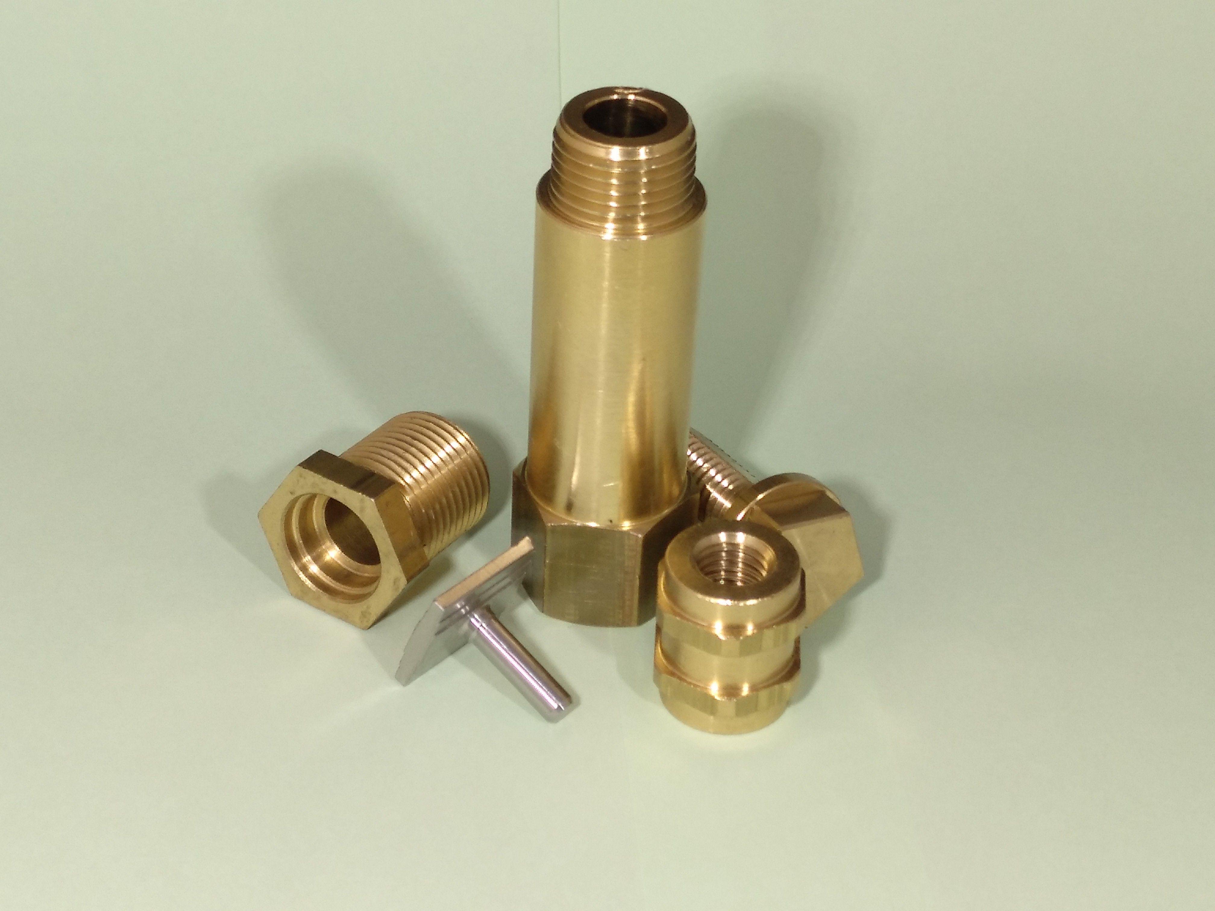 Soluciones al mecanizado de piezas