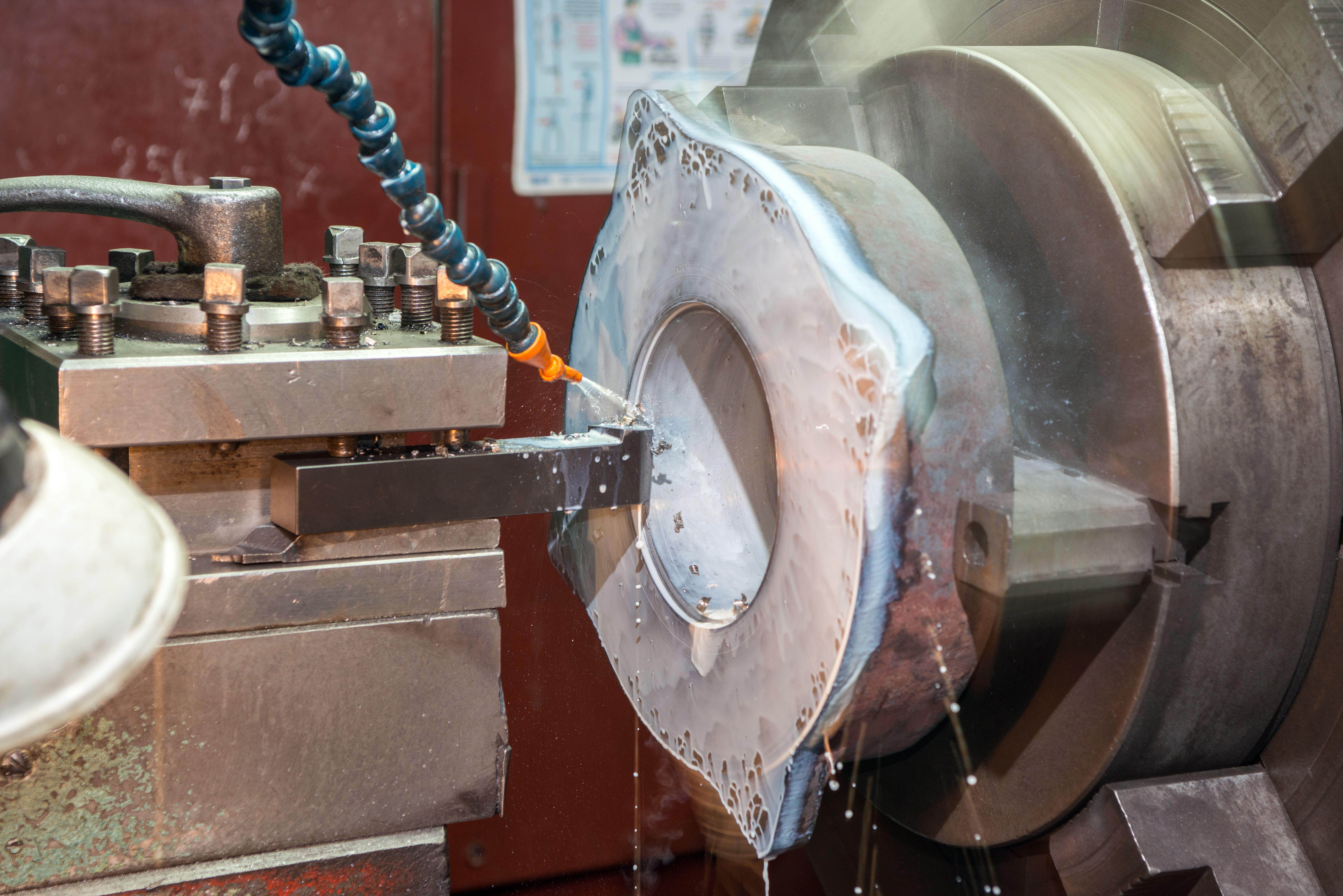 Fabricación piezas especiales