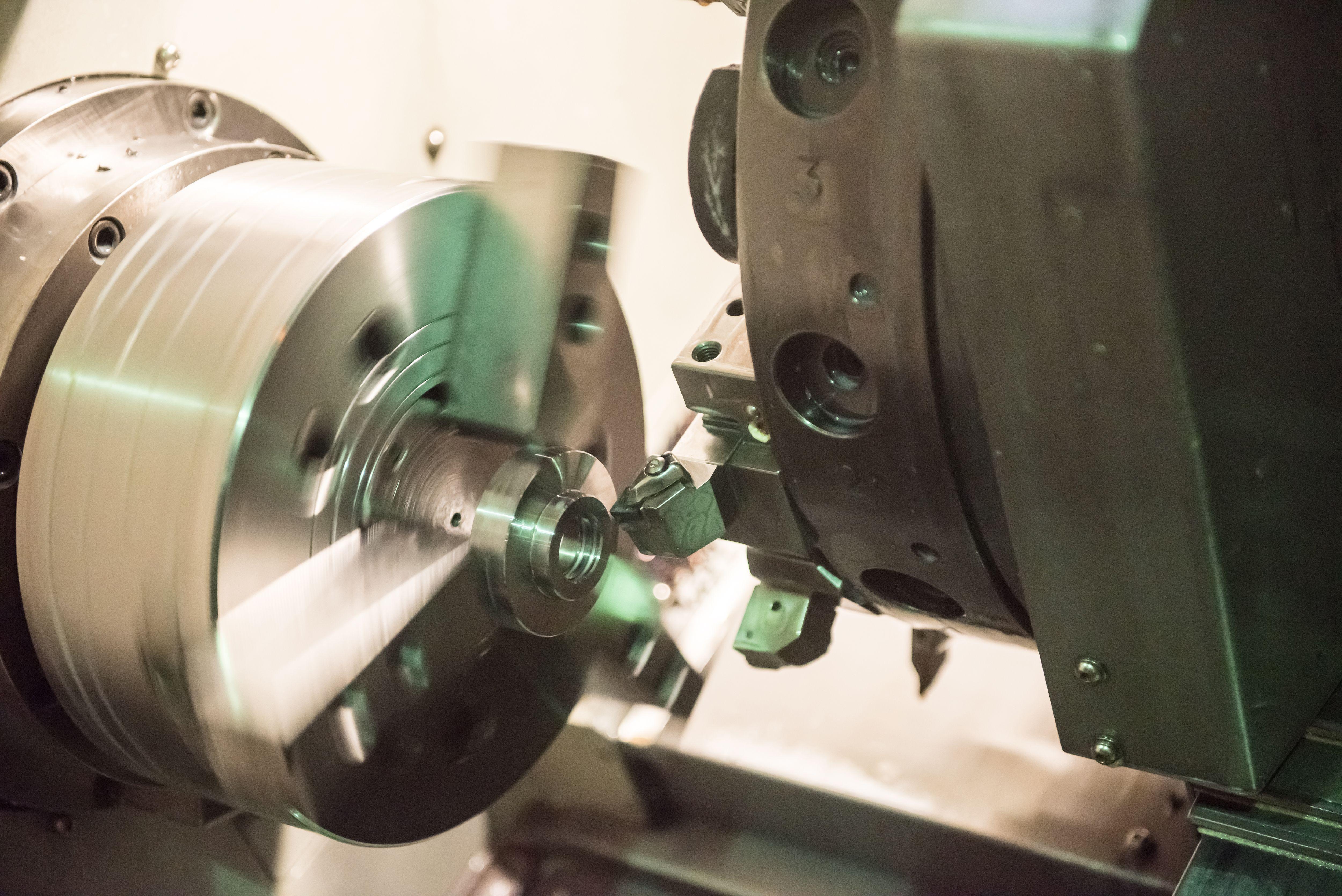 Mecanizado de piezas Vizcaya