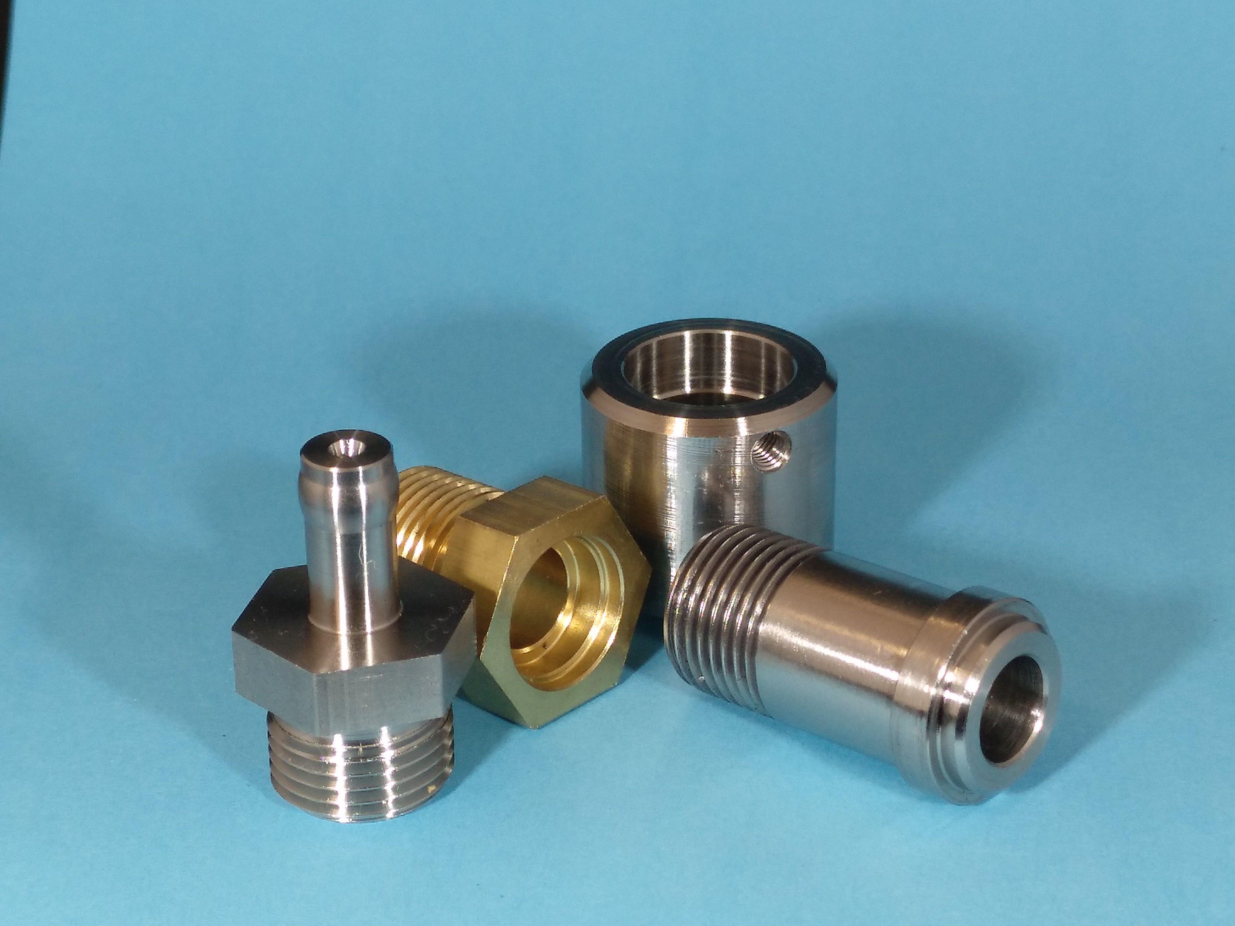 Fabricantes de piezas especiales Mecanizados Bergara