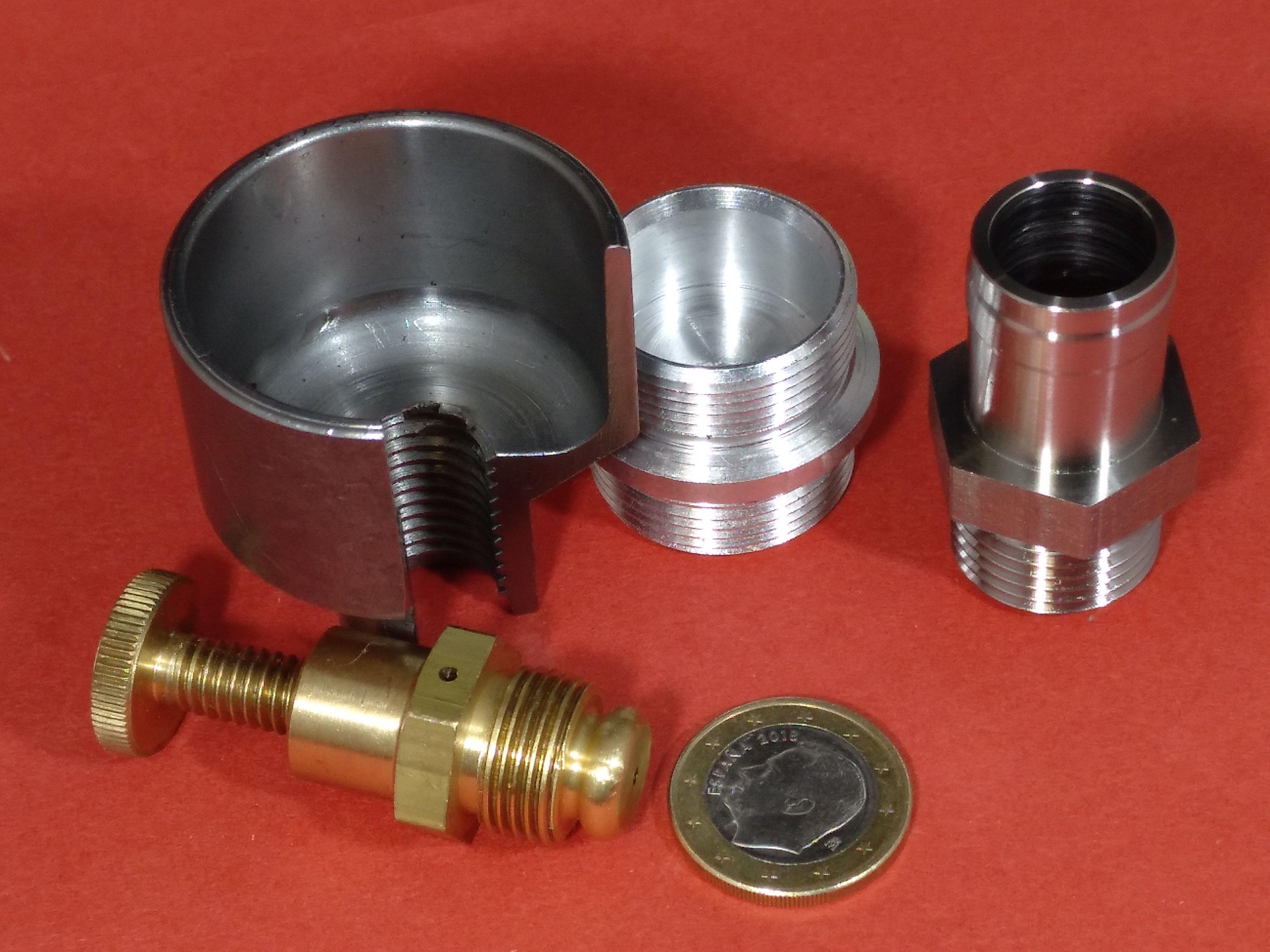 Fabricación de piezas a partir de barra (tecnología de decoletaje)