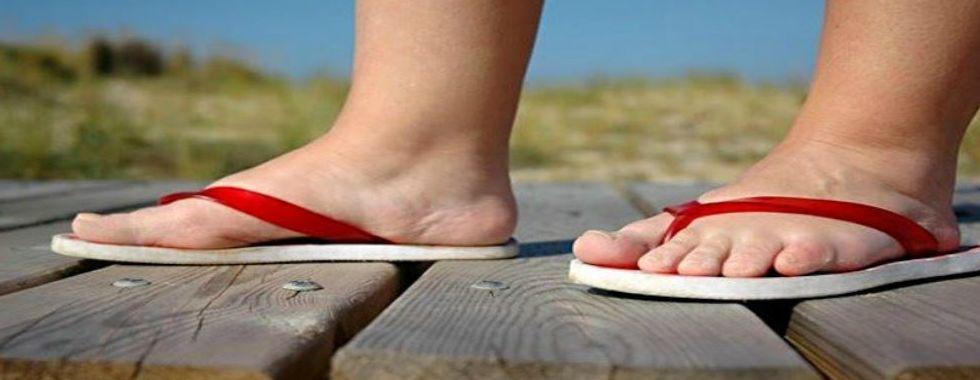 Enfermedades del pie