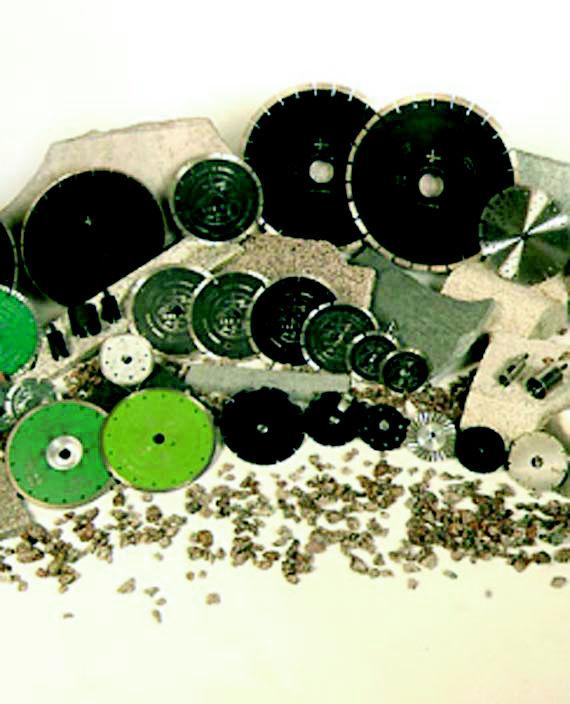 Foto 2 de Abrasivos en Redondela | Marathon Diamond Tools