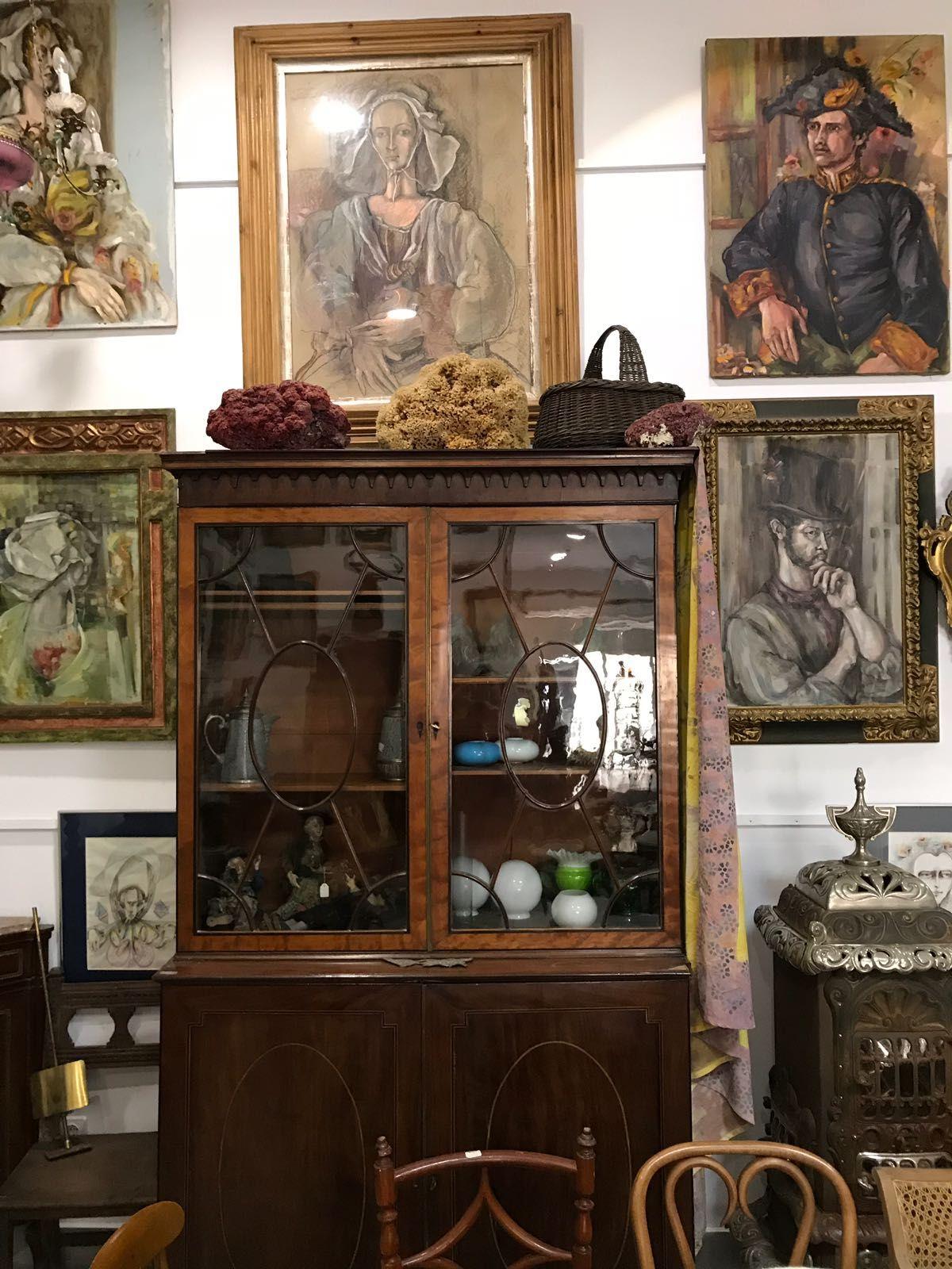 Foto 14 de Galerías de arte y salas de exposiciones en Cartagena | Arte & Antigüedades Federico Robles Perez