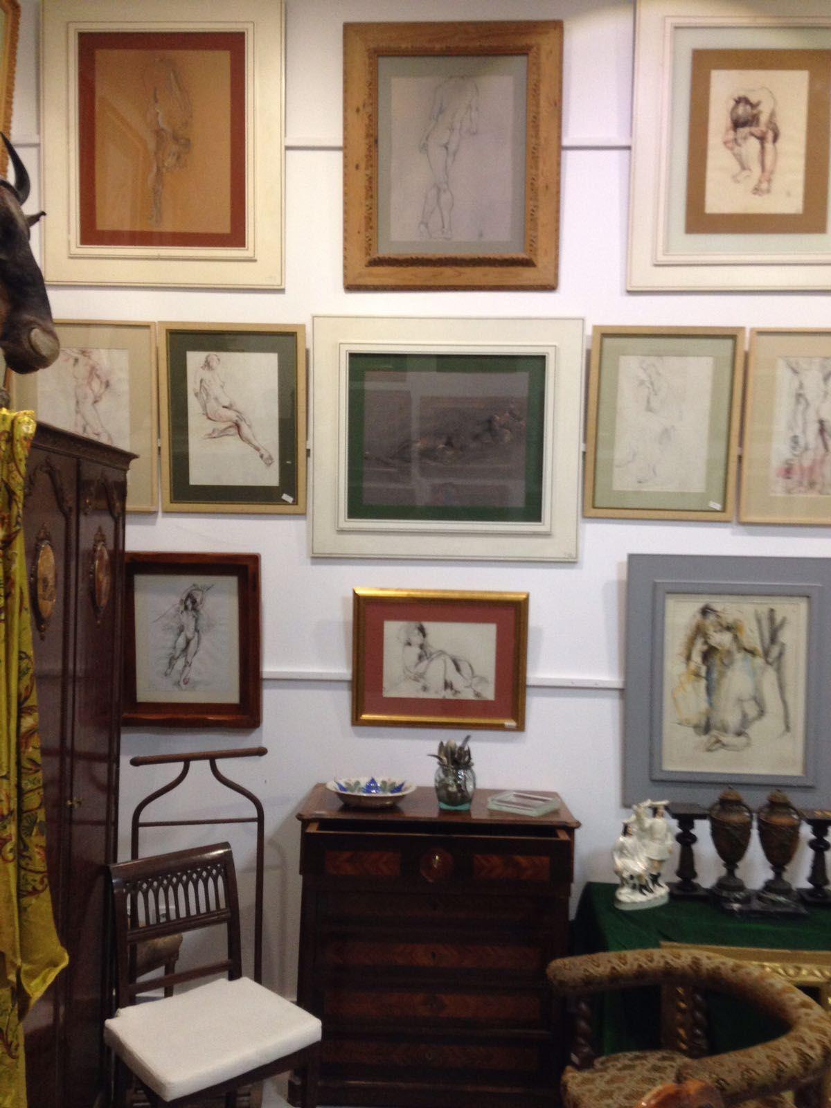 Foto 75 de Galerías de arte y salas de exposiciones en Cartagena   Arte & Antigüedades Federico Robles Perez
