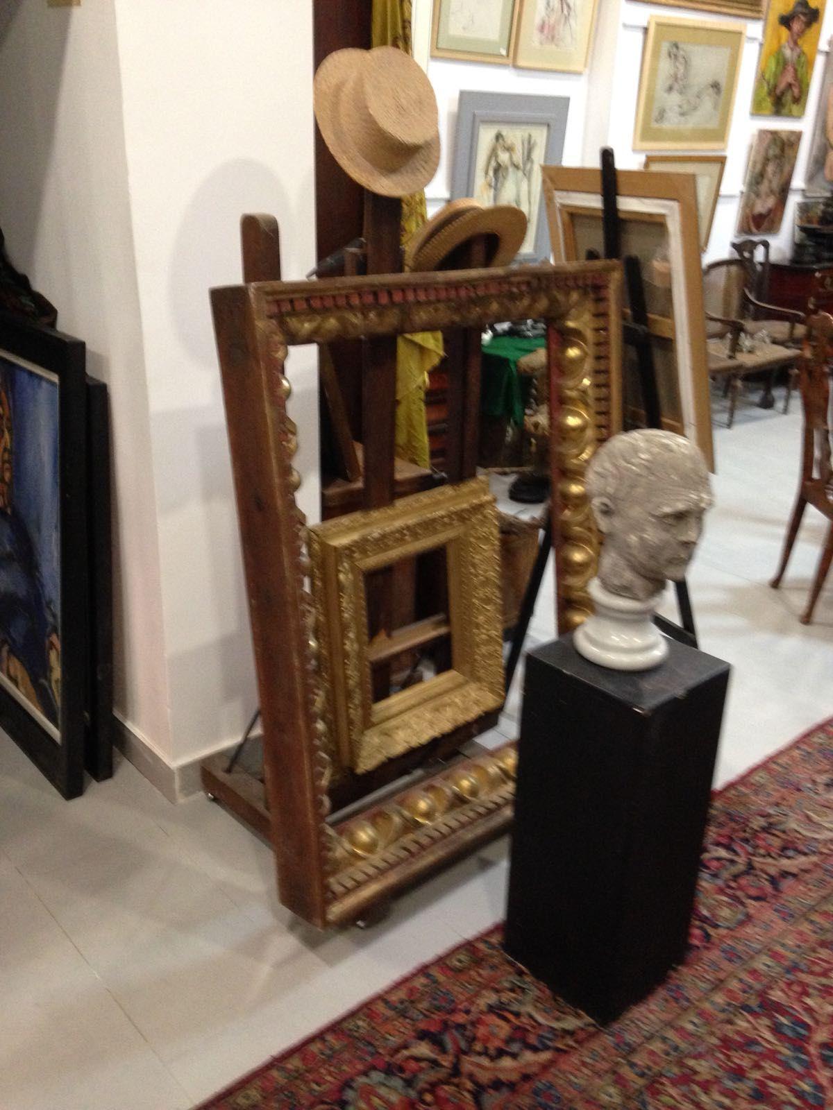 Foto 77 de Galerías de arte y salas de exposiciones en Cartagena | Arte & Antigüedades Federico Robles Perez