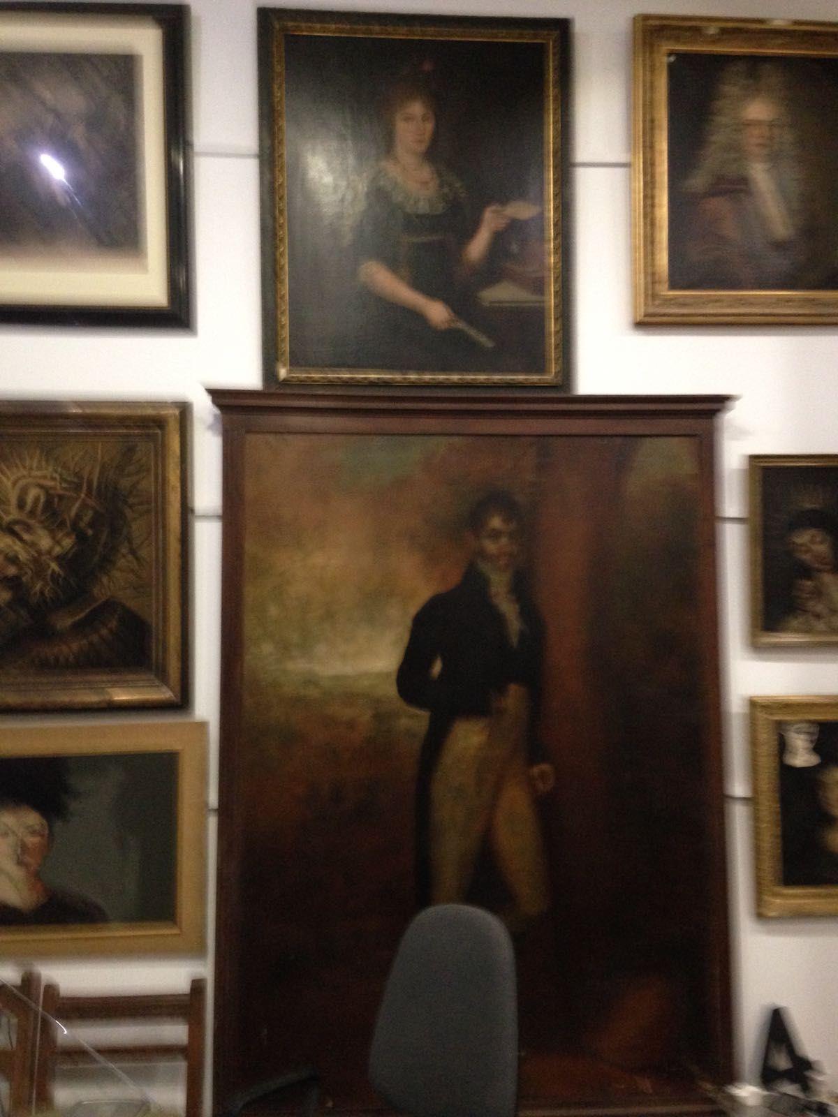 Foto 73 de Galerías de arte y salas de exposiciones en Cartagena | Arte & Antigüedades Federico Robles Perez