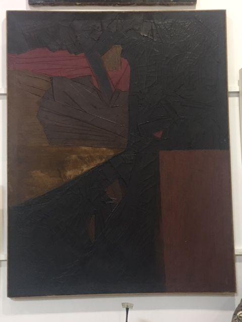 Exposición de cuadros en Cartagena