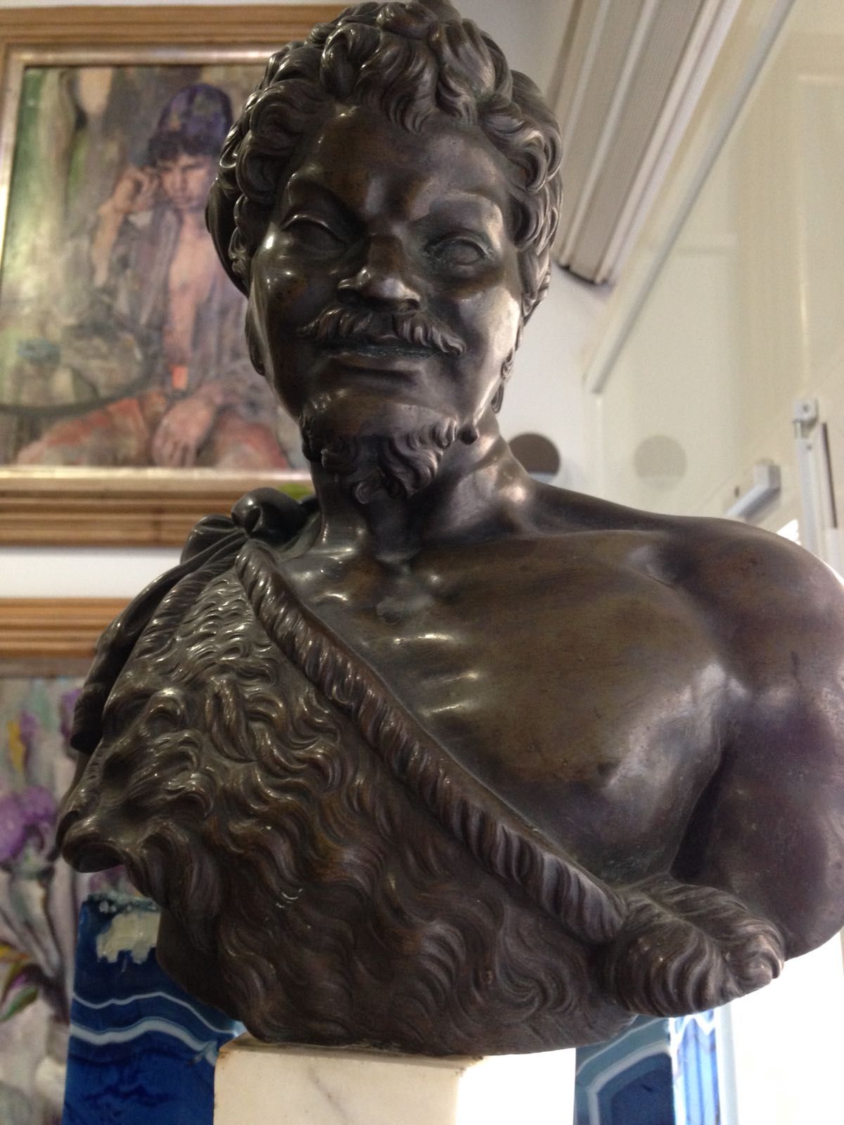 Foto 88 de Galerías de arte y salas de exposiciones en Cartagena | Arte & Antigüedades Federico Robles Perez