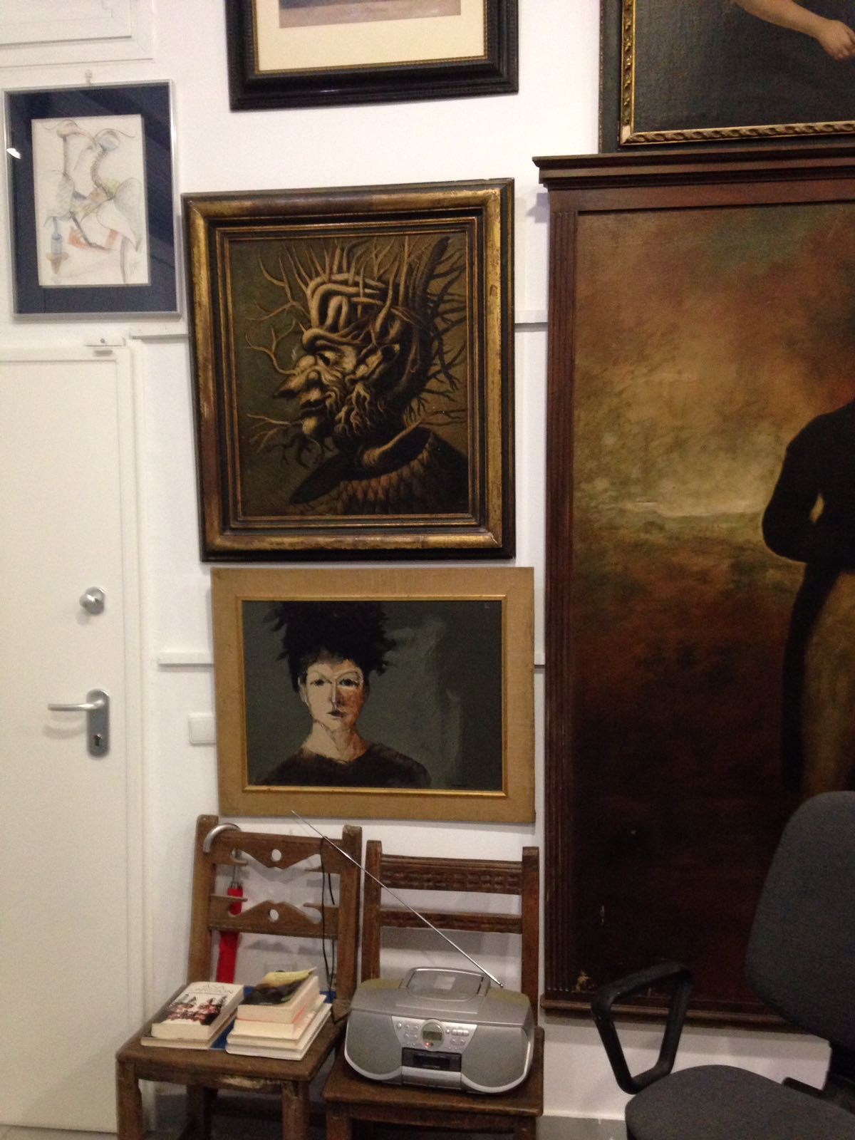 Foto 72 de Galerías de arte y salas de exposiciones en Cartagena | Arte & Antigüedades Federico Robles Perez