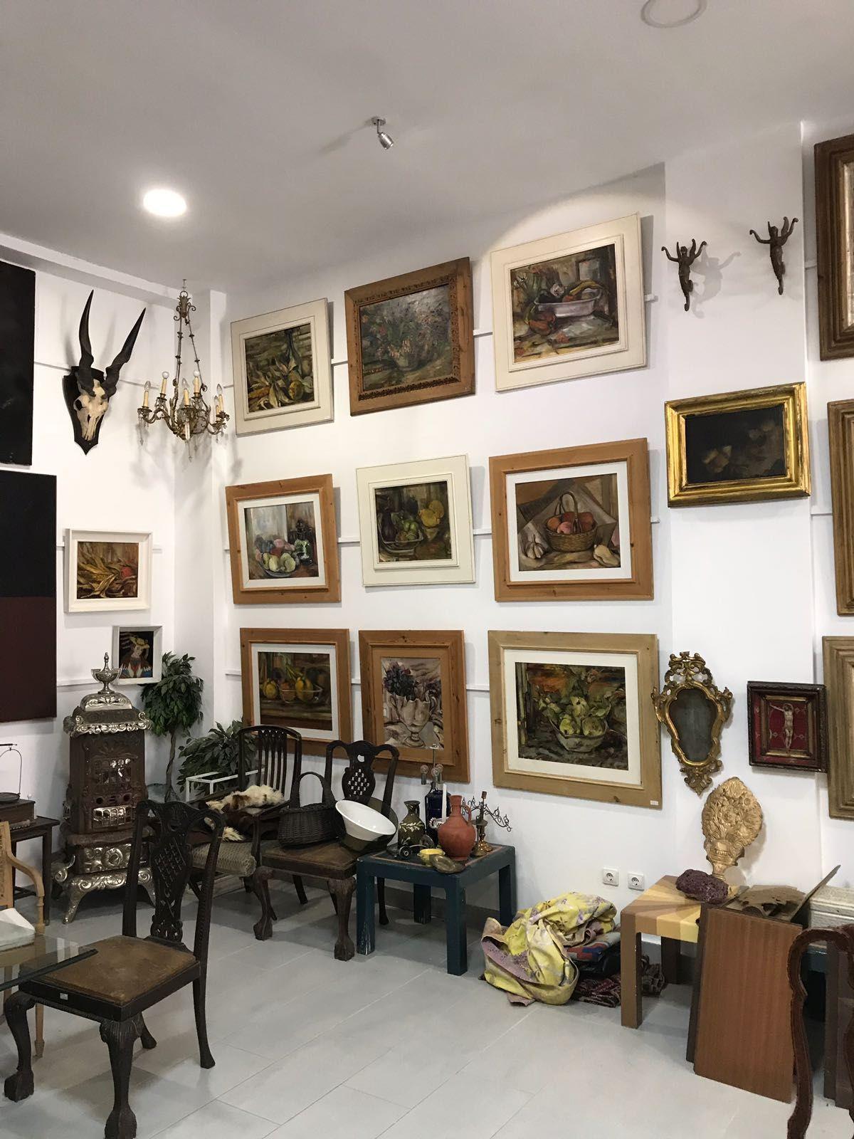 Foto 148 de Galerías de arte y salas de exposiciones en Cartagena | Arte & Antigüedades Federico Robles Perez