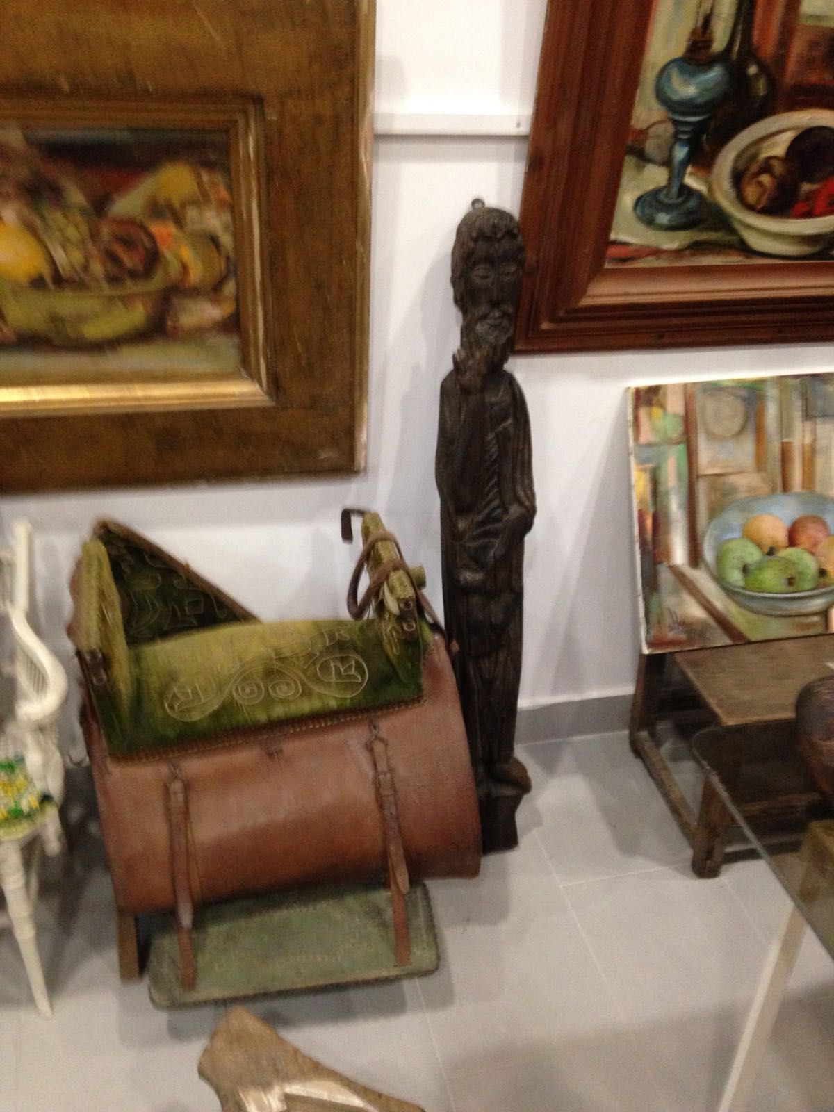 Foto 71 de Galerías de arte y salas de exposiciones en Cartagena | Arte & Antigüedades Federico Robles Perez