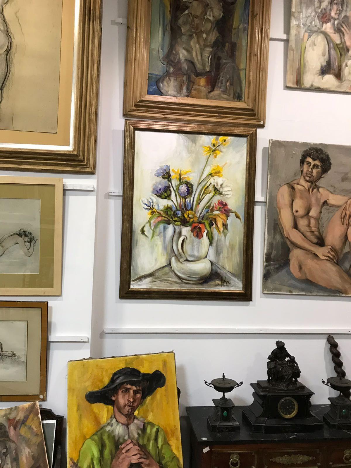 Foto 52 de Galerías de arte y salas de exposiciones en Cartagena   Arte & Antigüedades Federico Robles Perez