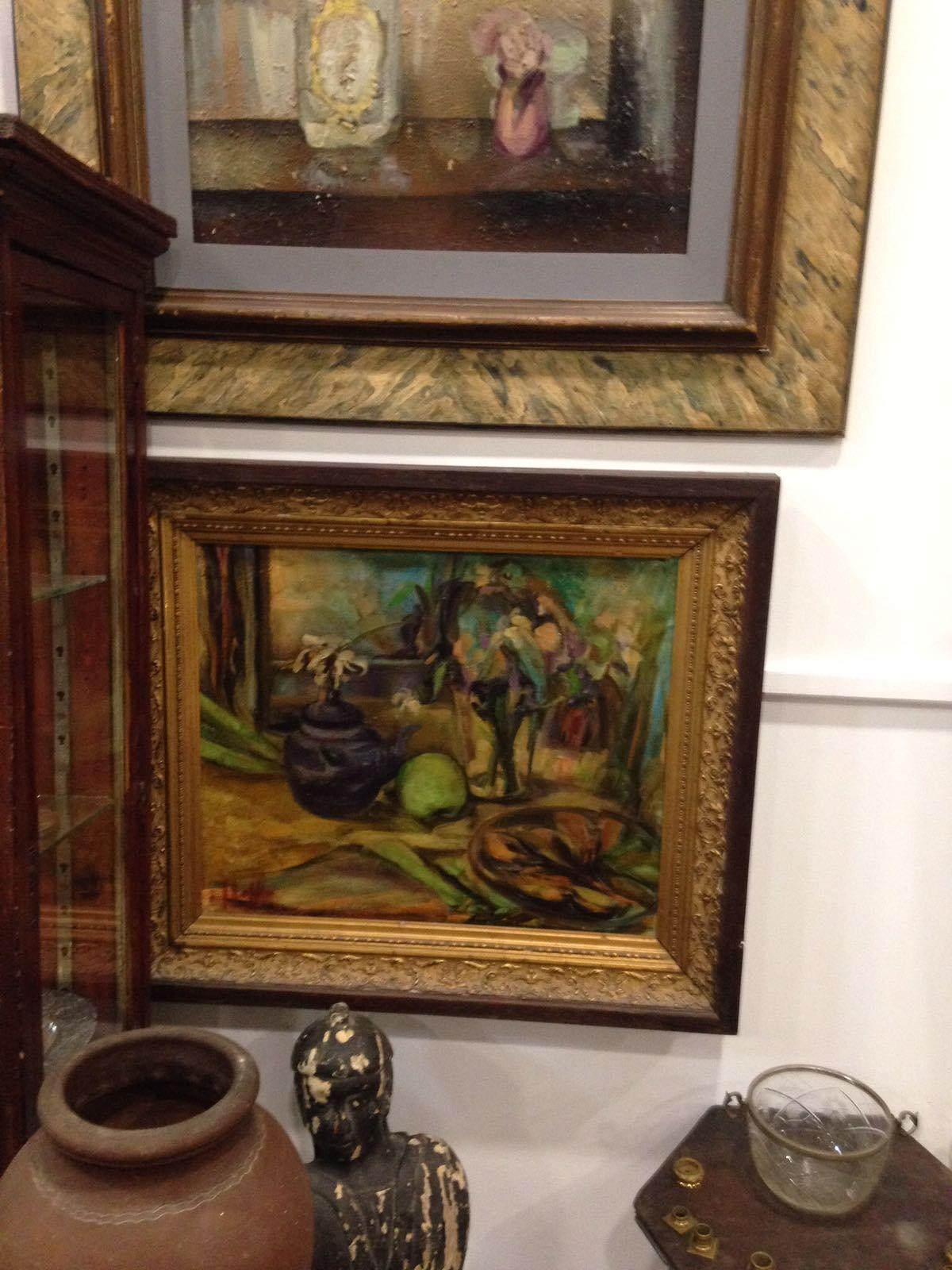 Foto 70 de Galerías de arte y salas de exposiciones en Cartagena   Arte & Antigüedades Federico Robles Perez