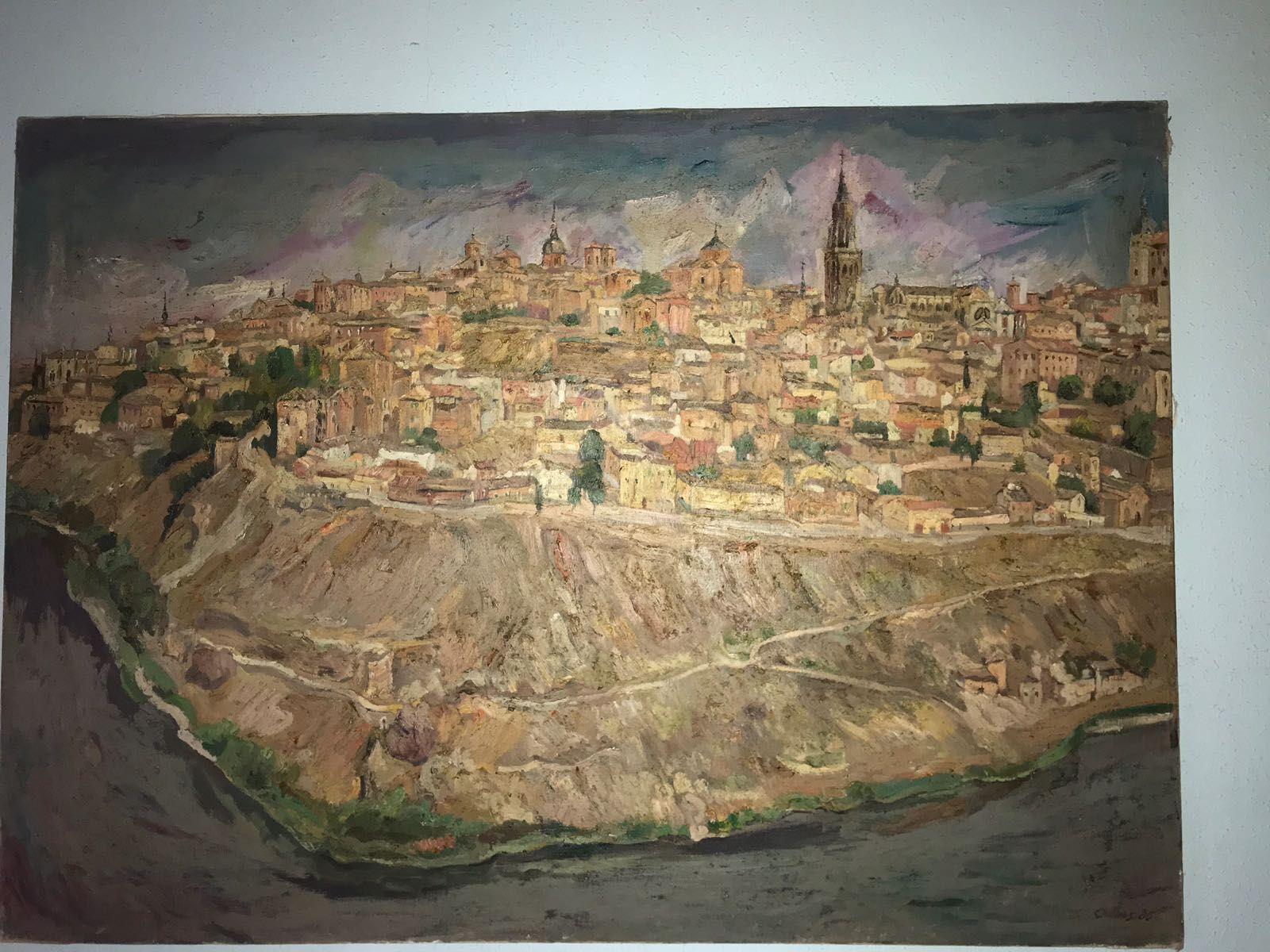 Foto 21 de Galerías de arte y salas de exposiciones en Cartagena | Arte & Antigüedades Federico Robles Perez