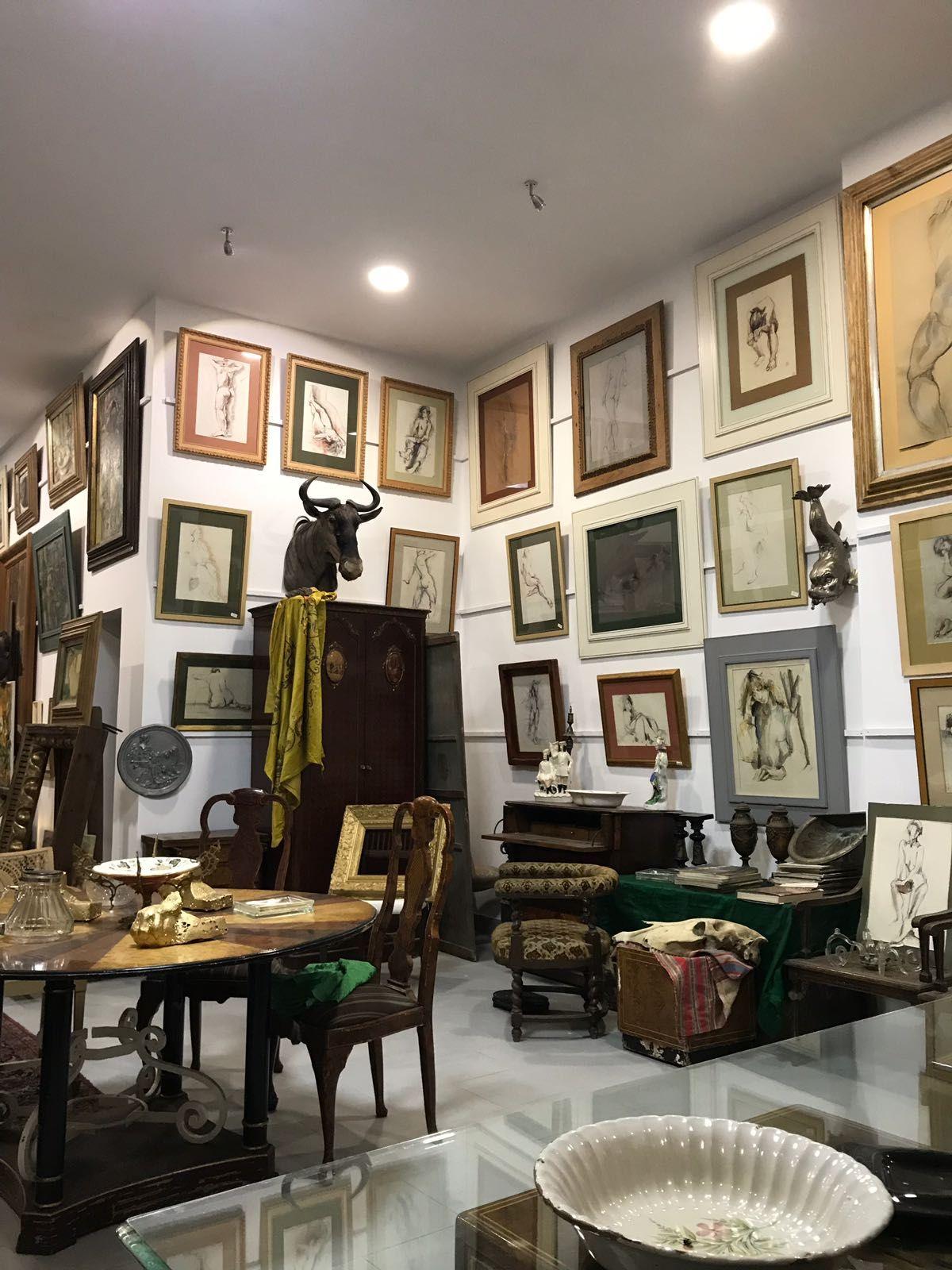 Foto 98 de Galerías de arte y salas de exposiciones en Cartagena | Arte & Antigüedades Federico Robles Perez
