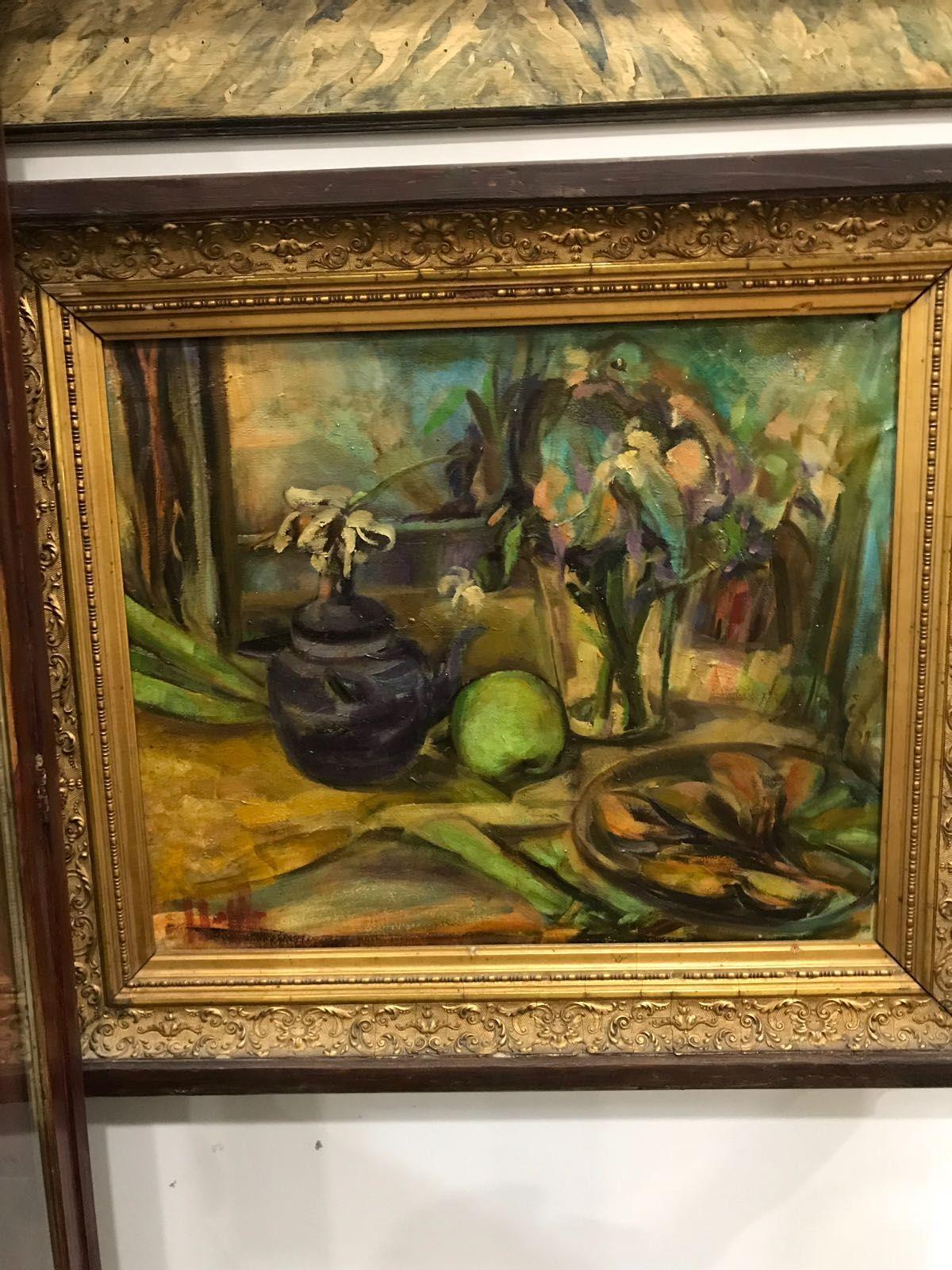 Foto 36 de Galerías de arte y salas de exposiciones en Cartagena | Arte & Antigüedades Federico Robles Perez