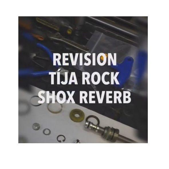 Revision y mantenimiento tija Rock Shox Reverd