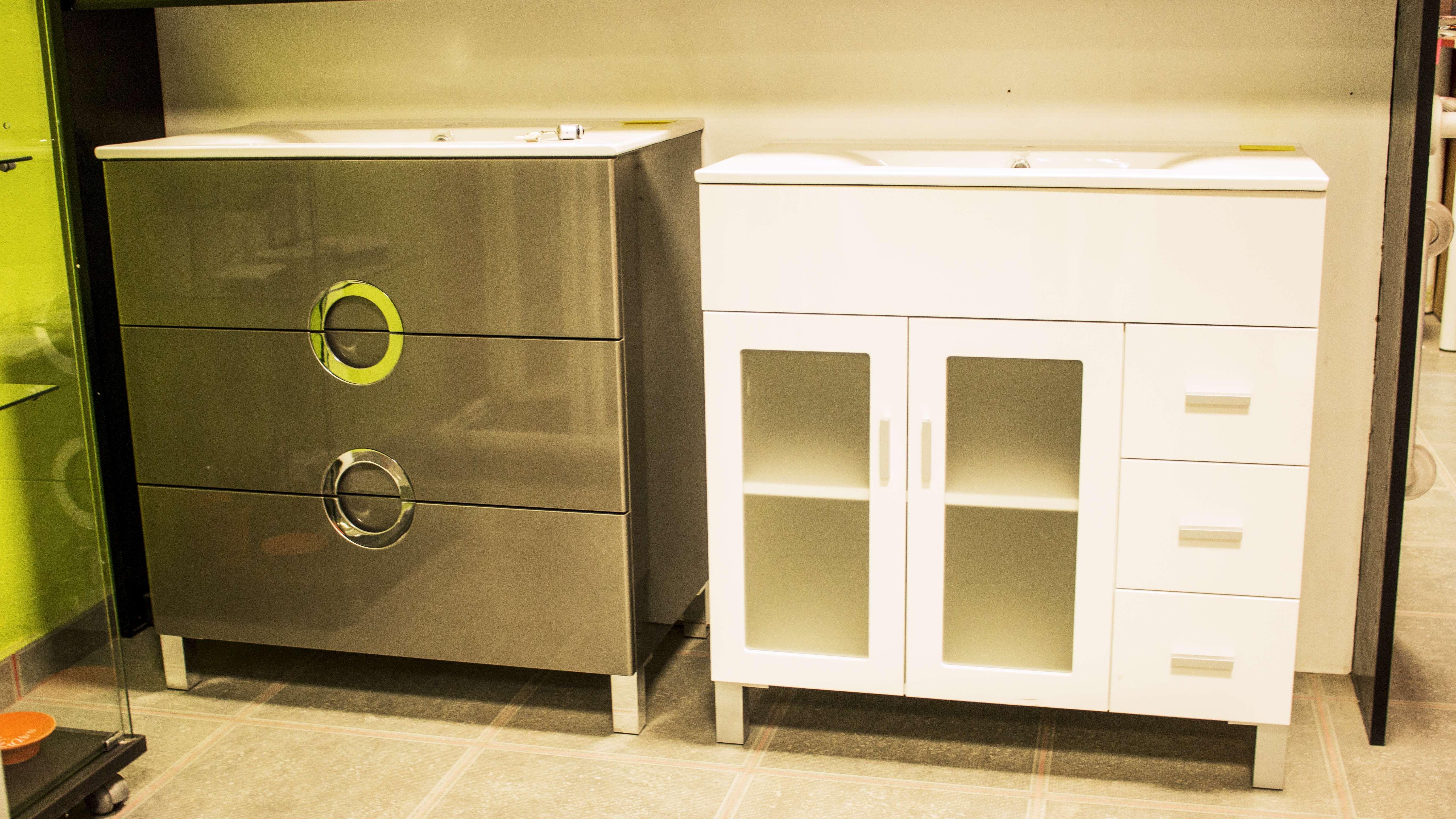 Cementos Cimpor y muebles de cocina en Lugo