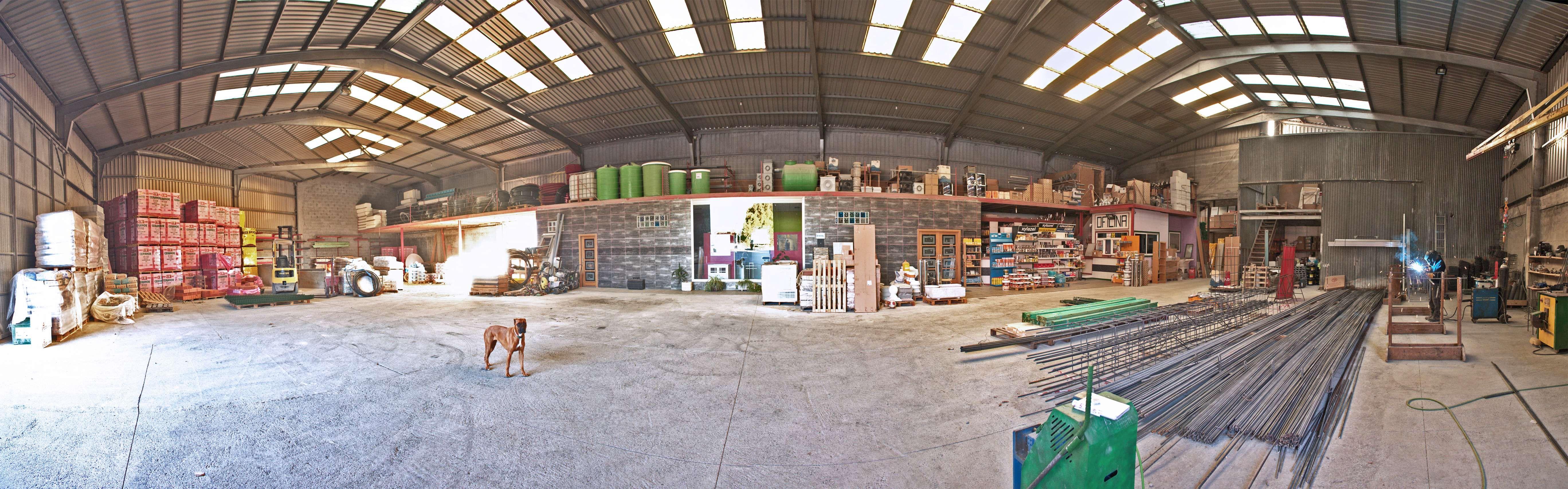 Almacenes de materiales de construcción en Lugo