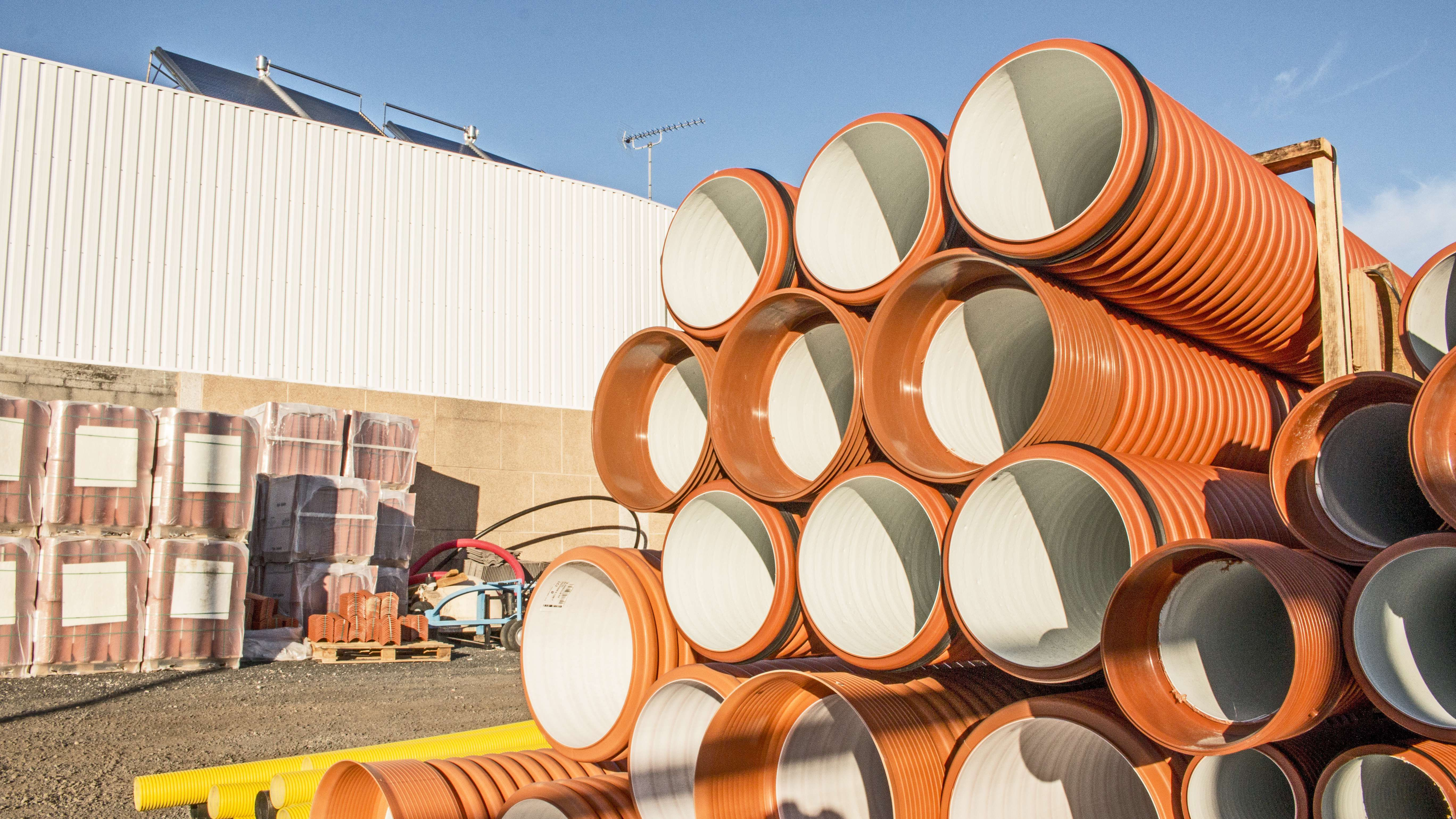 Cementos de las mejores marcas del sector en Lugo