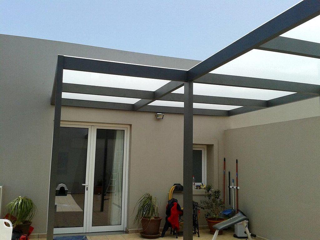 Estructuras de aluminio o PVC en Las Palmas