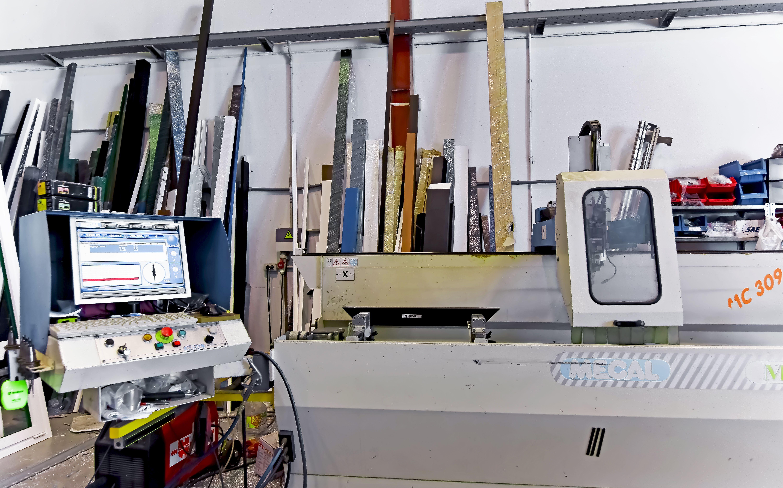 Carpintería de aluminio y PVC de primera calidad
