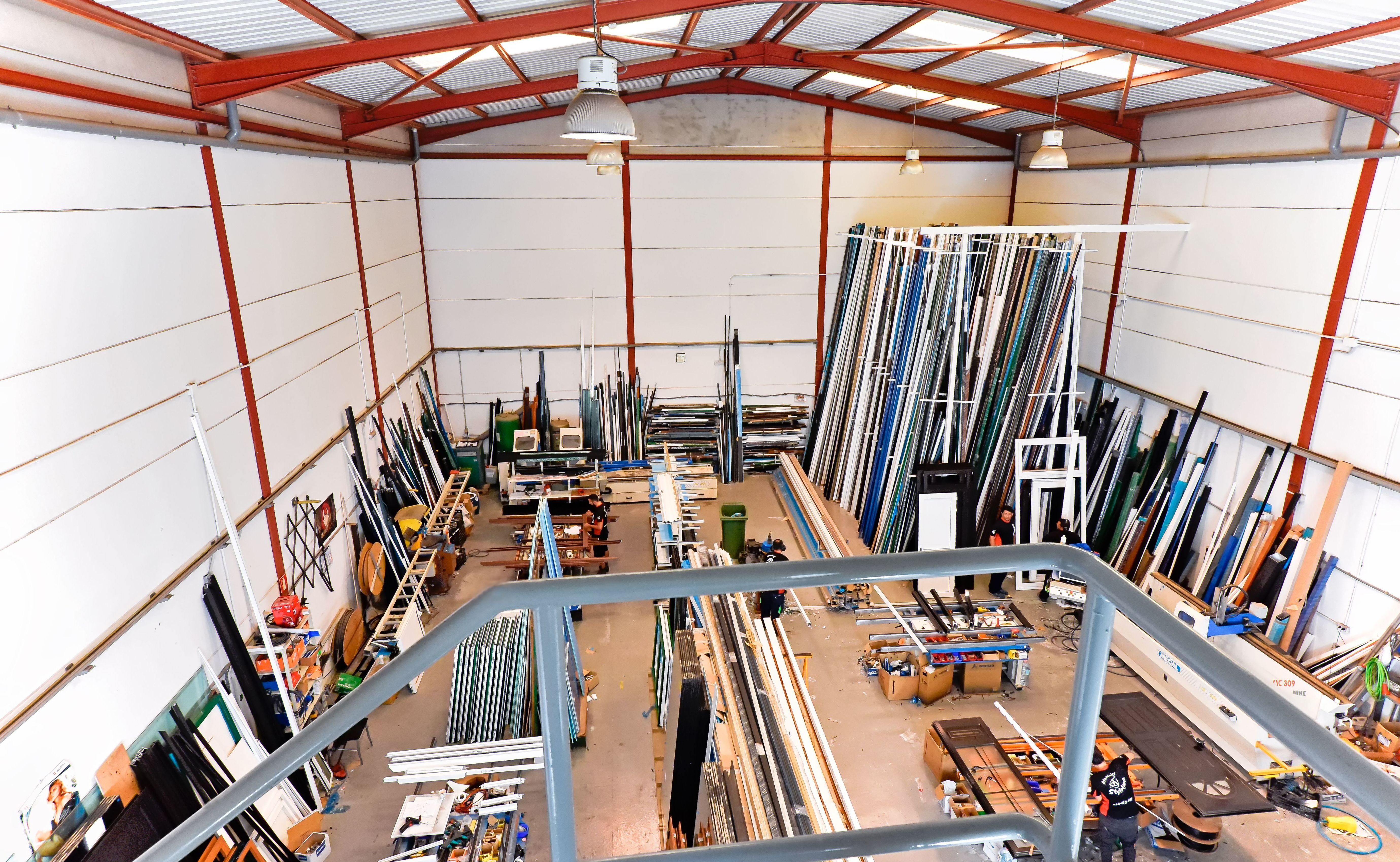 carpinteria de aluminio Lanzarote  ALUMINIOS STYLOLANZ