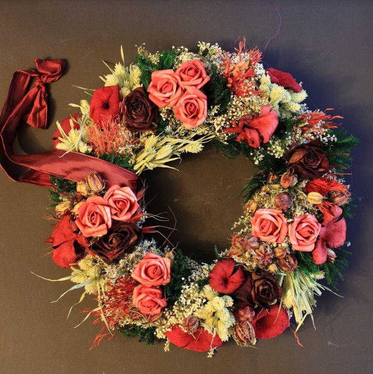 Arte floral funerario: Catálogo de Iberflor Decoración y Diseño Floral