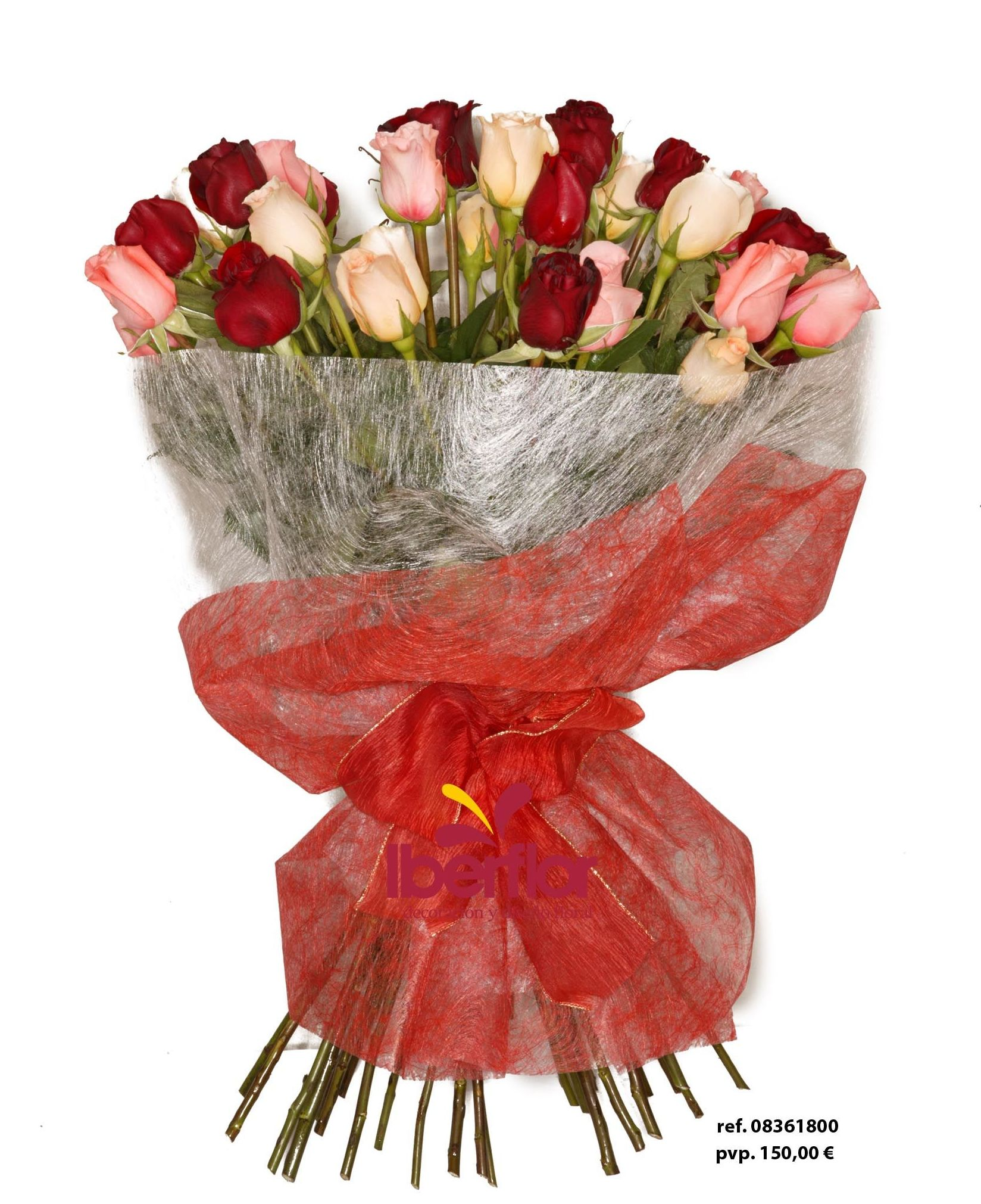 Ramo Extra Grande con 36 Rosas