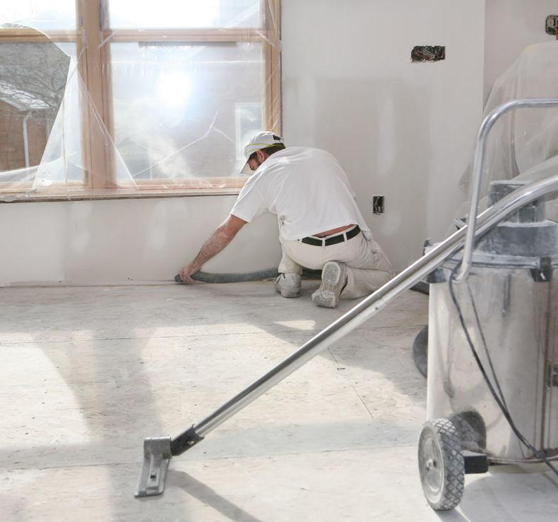 Limpieza de fin de obra en Mallorca