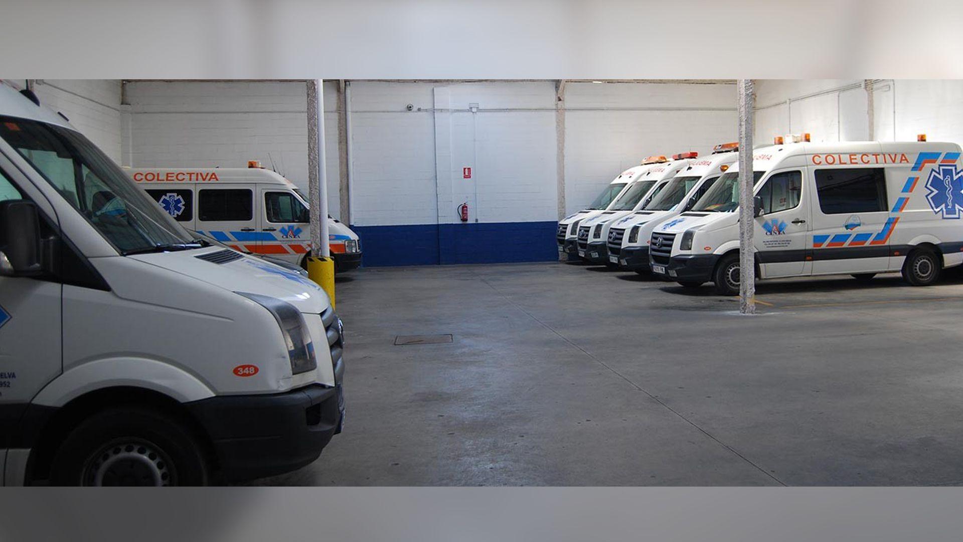 Servicio de ambulancias en Huelva