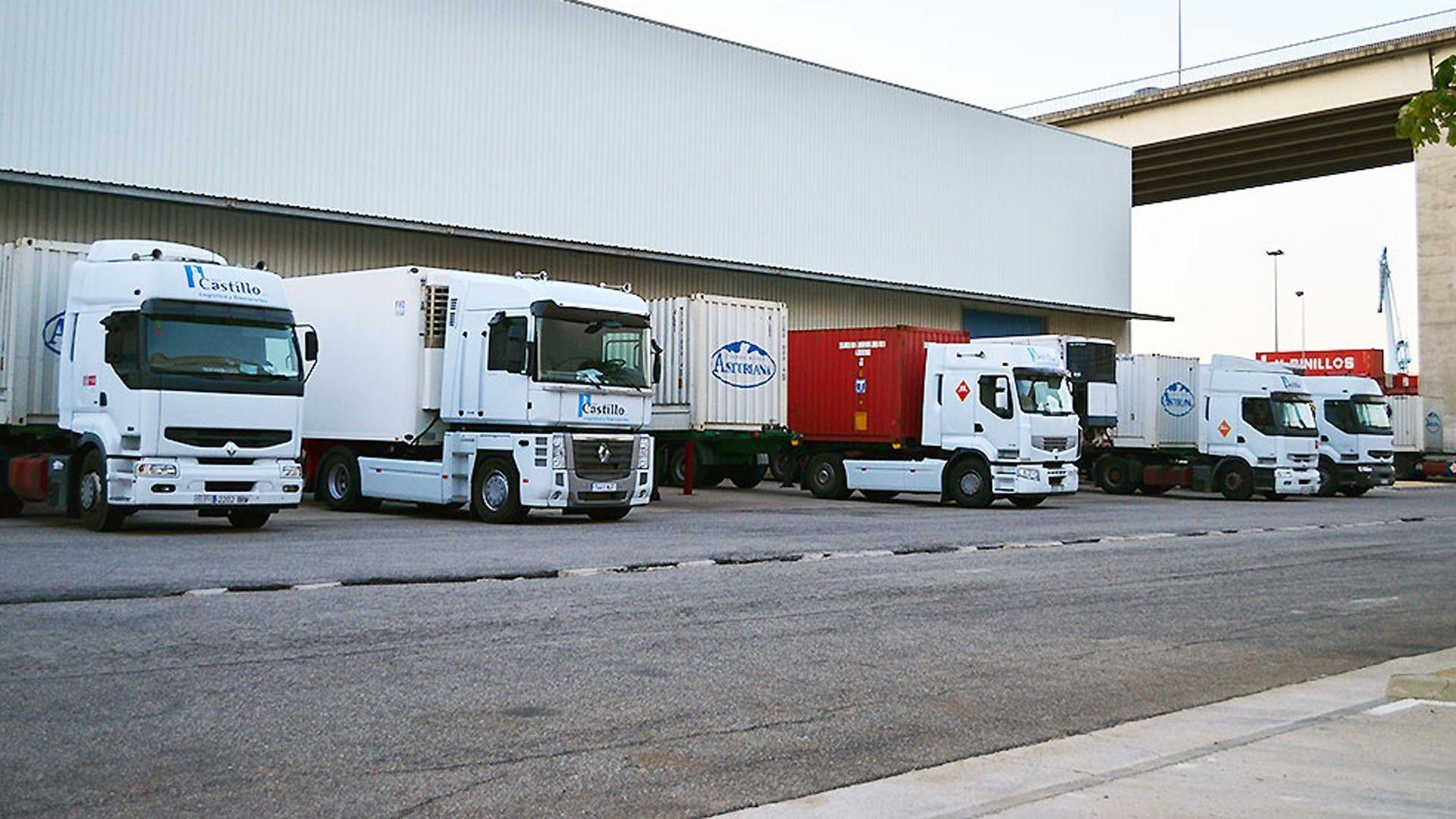 Empresa de logistica en Sevilla